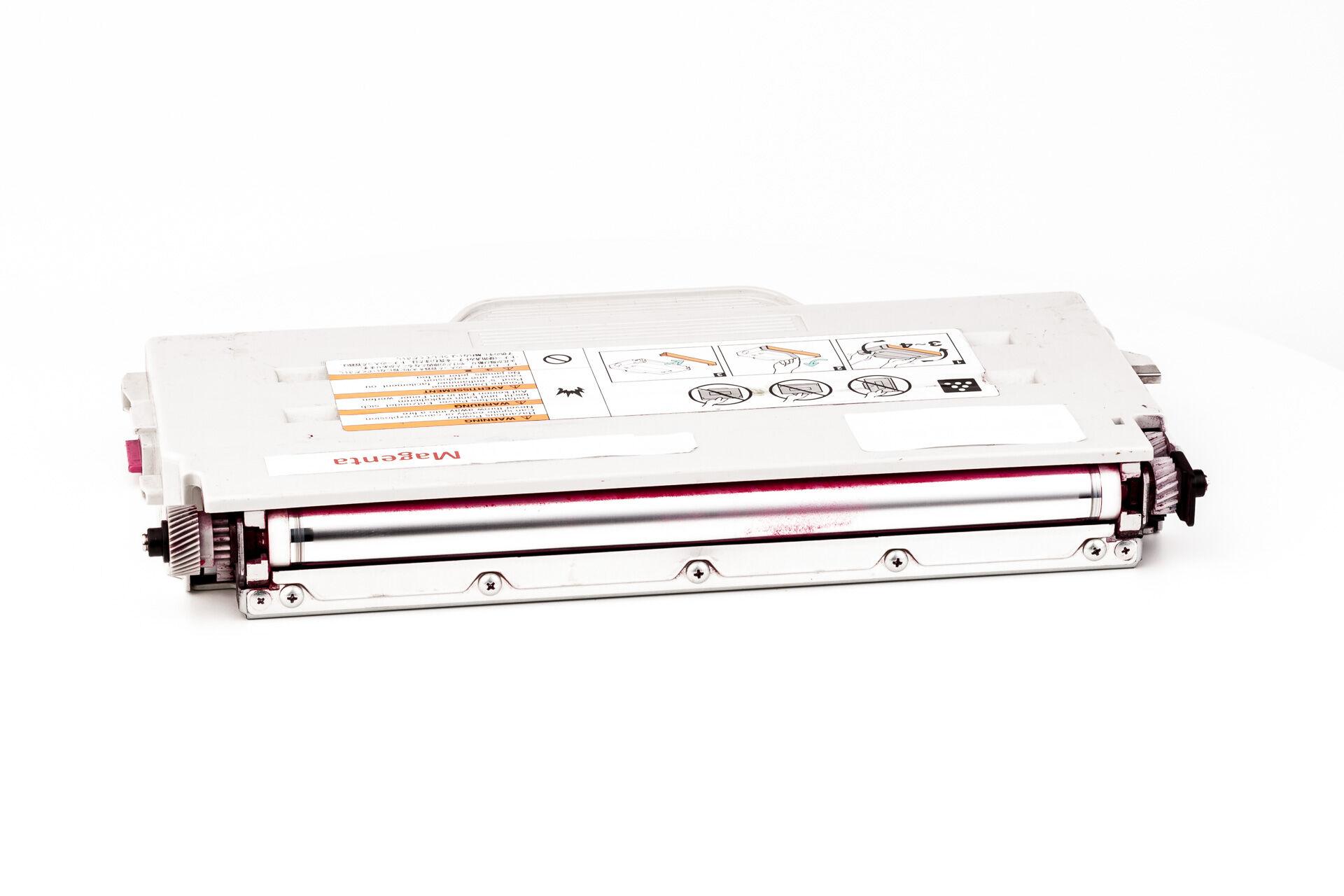 Lexmark Cartouche de Toner pour Lexmark 20K1401 magenta compatible (de marque ASC)