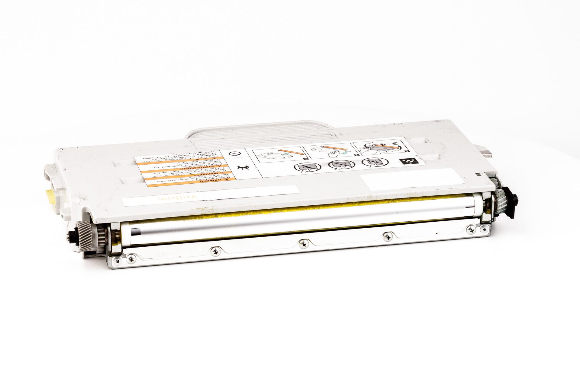 Lexmark Cartouche de Toner pour Lexmark 20K1402 jaune compatible (de marque ASC)