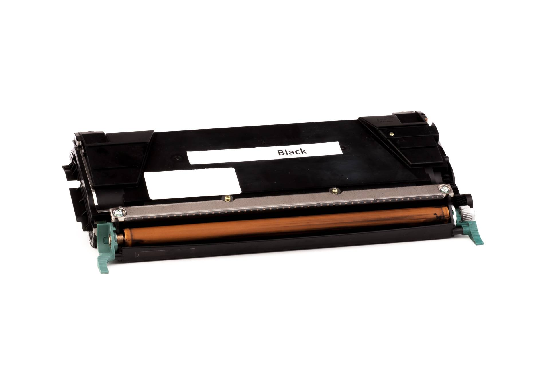 Lexmark Cartouche de Toner pour Lexmark C5222KS noir compatible (de marque ASC)