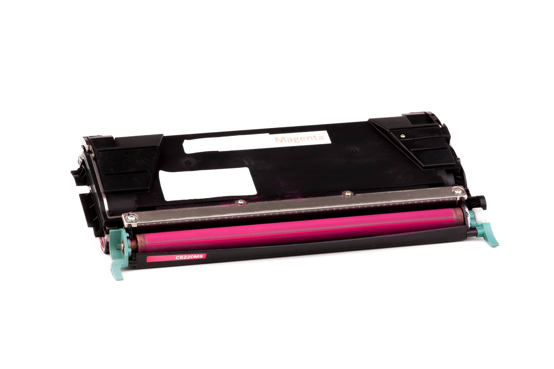 Lexmark Cartouche de Toner pour Lexmark C5222MS magenta compatible (de marque ASC)