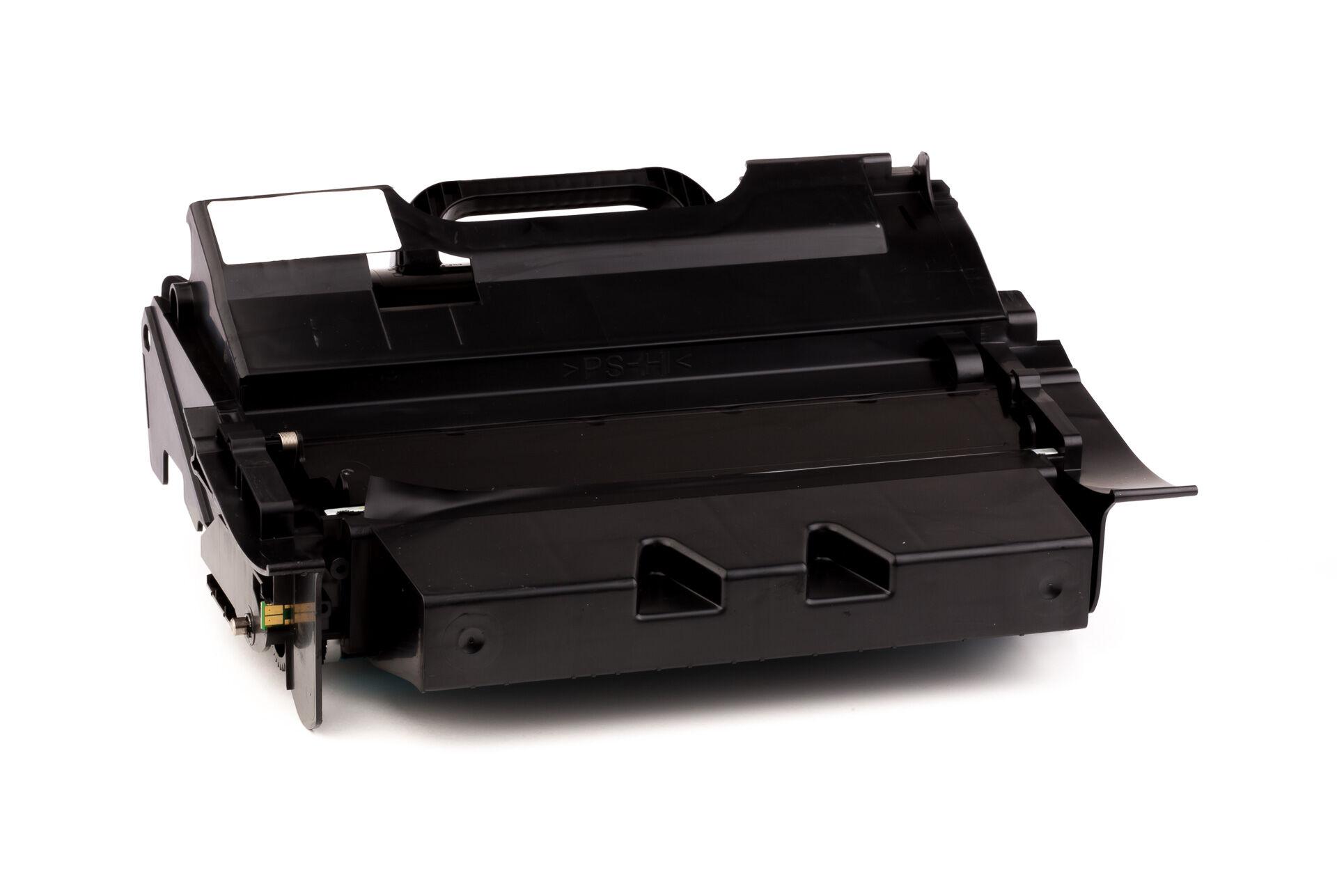 Lexmark Cartouche de Toner pour Lexmark X644X11E noir compatible (de marque ASC)
