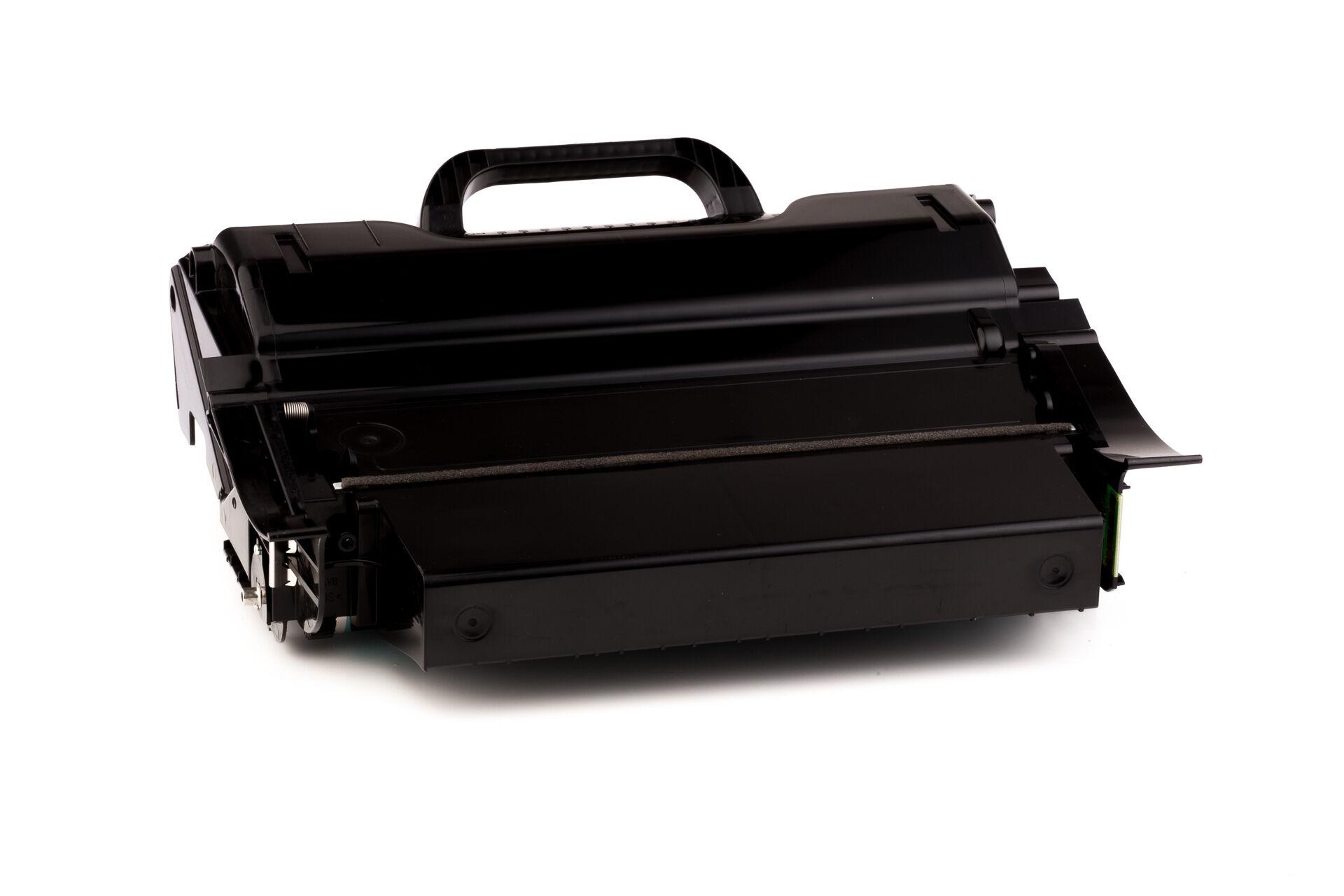 Lexmark Cartouche de Toner pour Lexmark X651H11E noir compatible (de marque ASC)