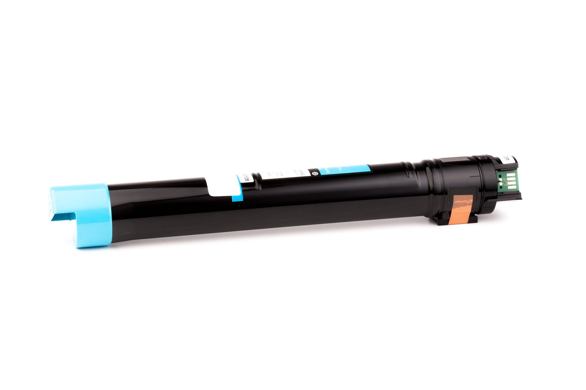Lexmark Cartouche de Toner pour Lexmark C950X2CG cyan compatible (de marque ASC)