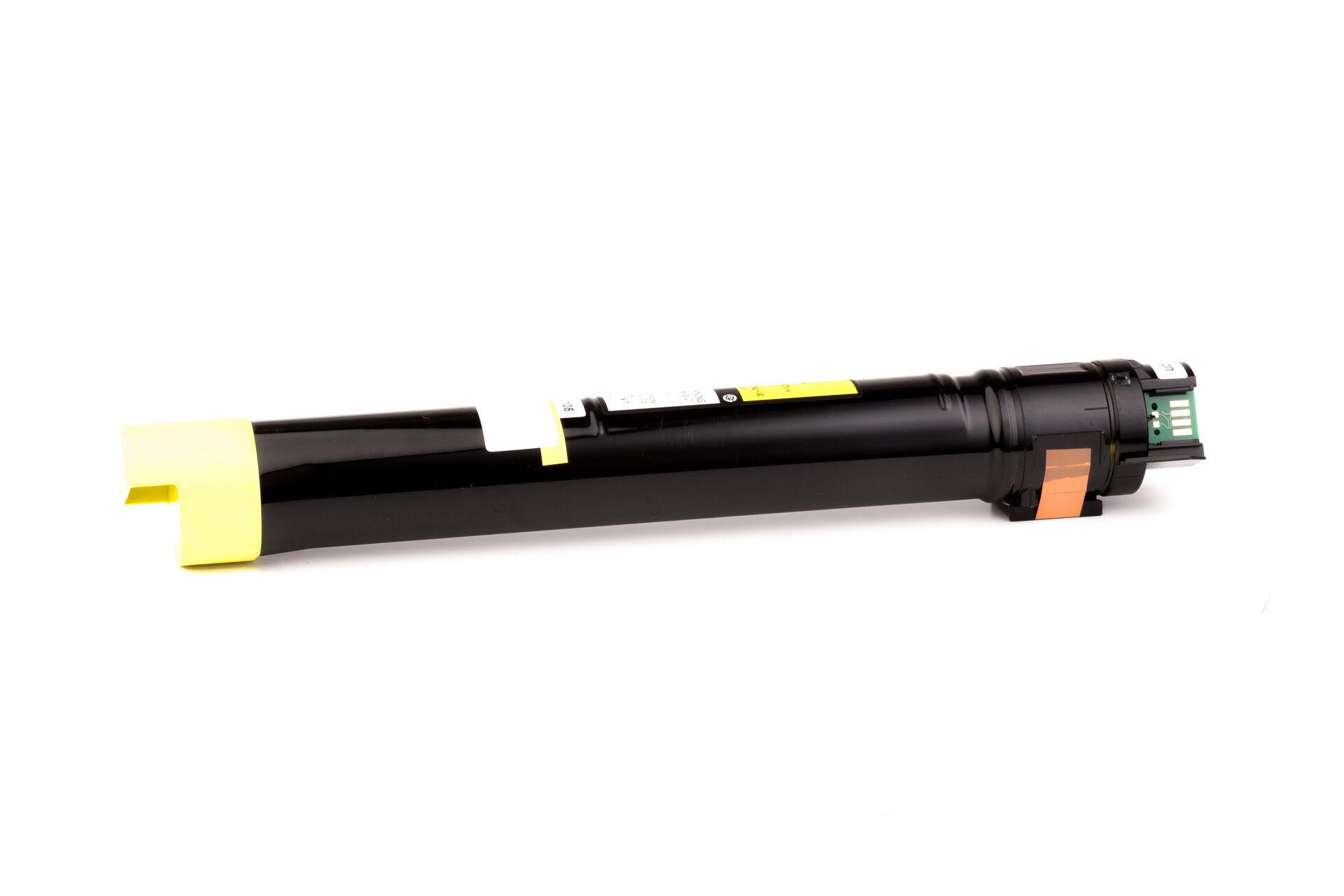 Lexmark Cartouche de Toner pour Lexmark C950X2YG jaune compatible (de marque ASC)