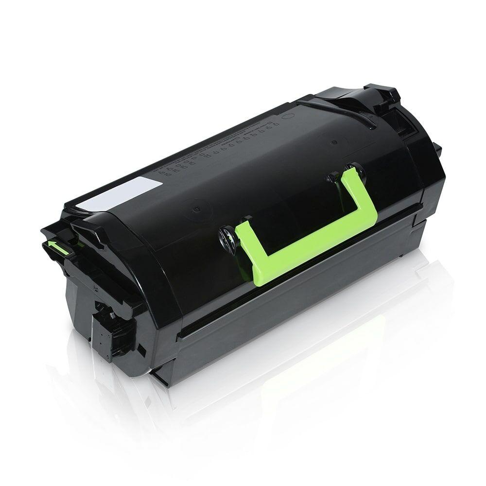 Lexmark Cartouche de Toner pour Lexmark 24B6015 noir compatible (de marque ASC)