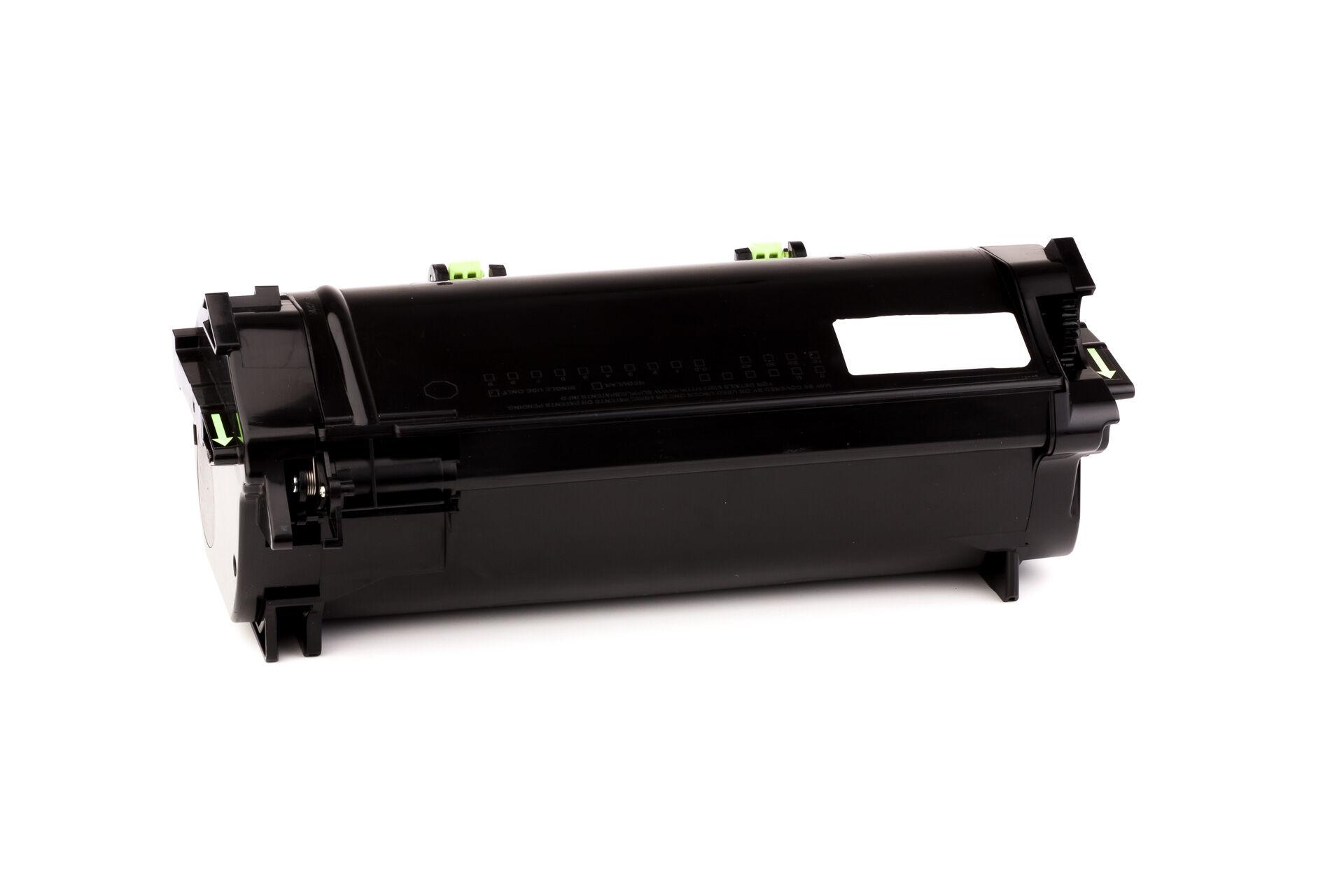 Lexmark Cartouche de Toner pour Lexmark 62D2000 / 622 noir compatible (de marque ASC)