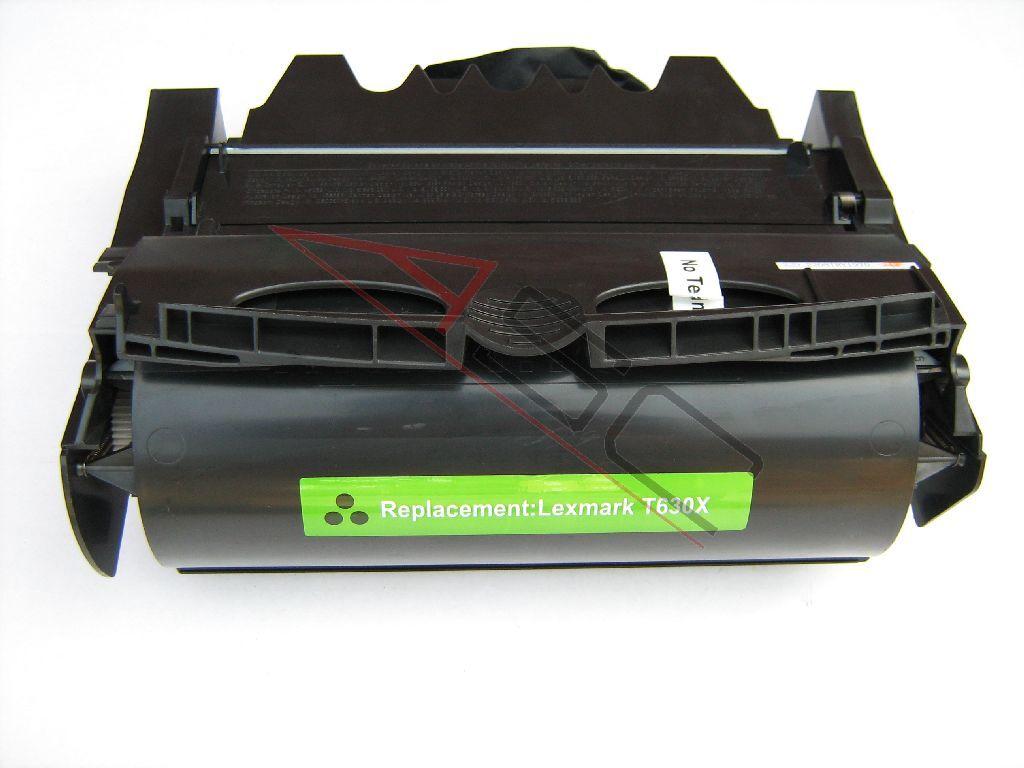 Lexmark Cartouche de Toner pour Lexmark 12A7462 noir compatible (de marque ASC)