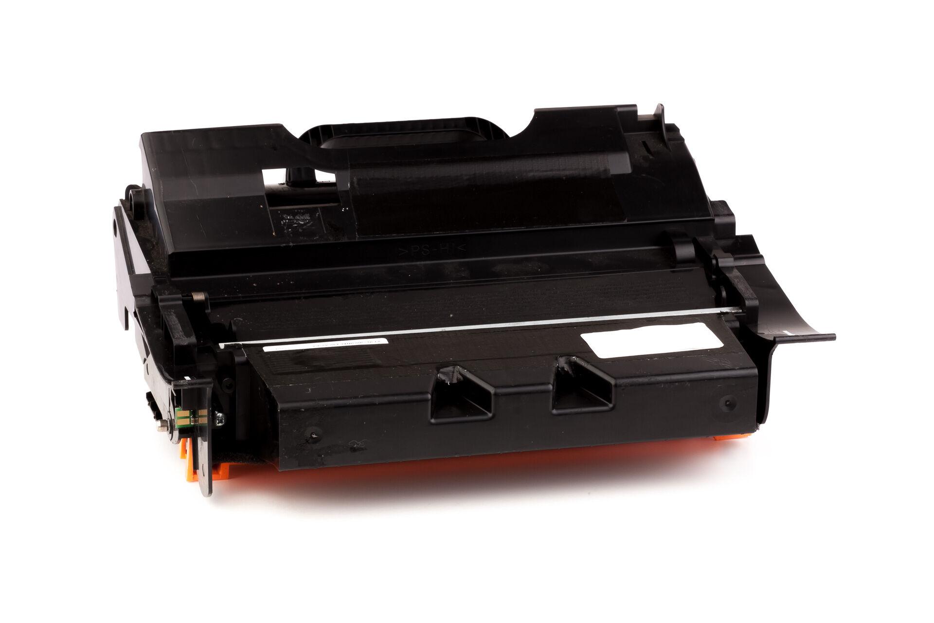 Lexmark Cartouche de Toner pour Lexmark 64036HE noir compatible (de marque ASC)
