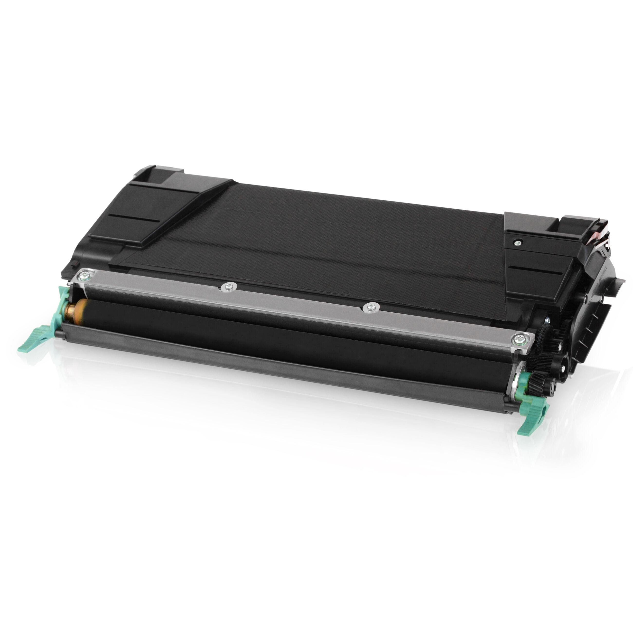 Lexmark Cartouche de Toner pour Lexmark X746H2KG noir compatible (de marque ASC)
