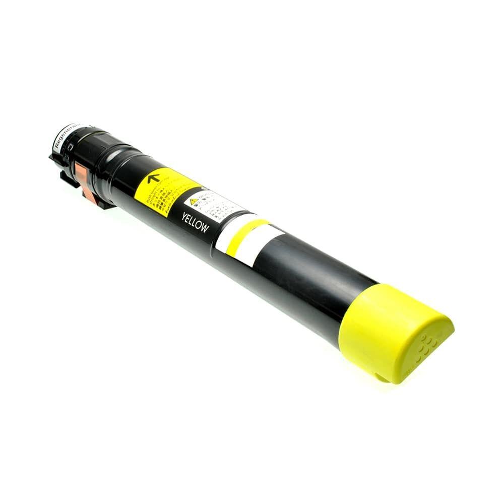 LEXMARK Cartouche de Toner pour LEXMARK X950X2YG jaune compatible (de marque ASC)