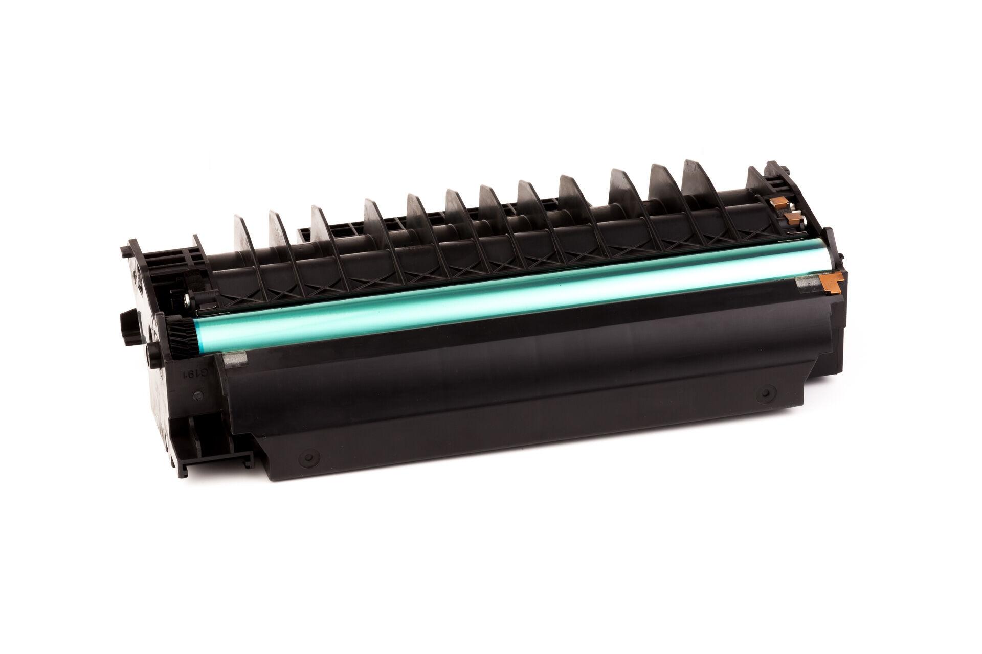 OKI Cartouche de Toner pour OKI 01240001 noir compatible (de marque ASC)