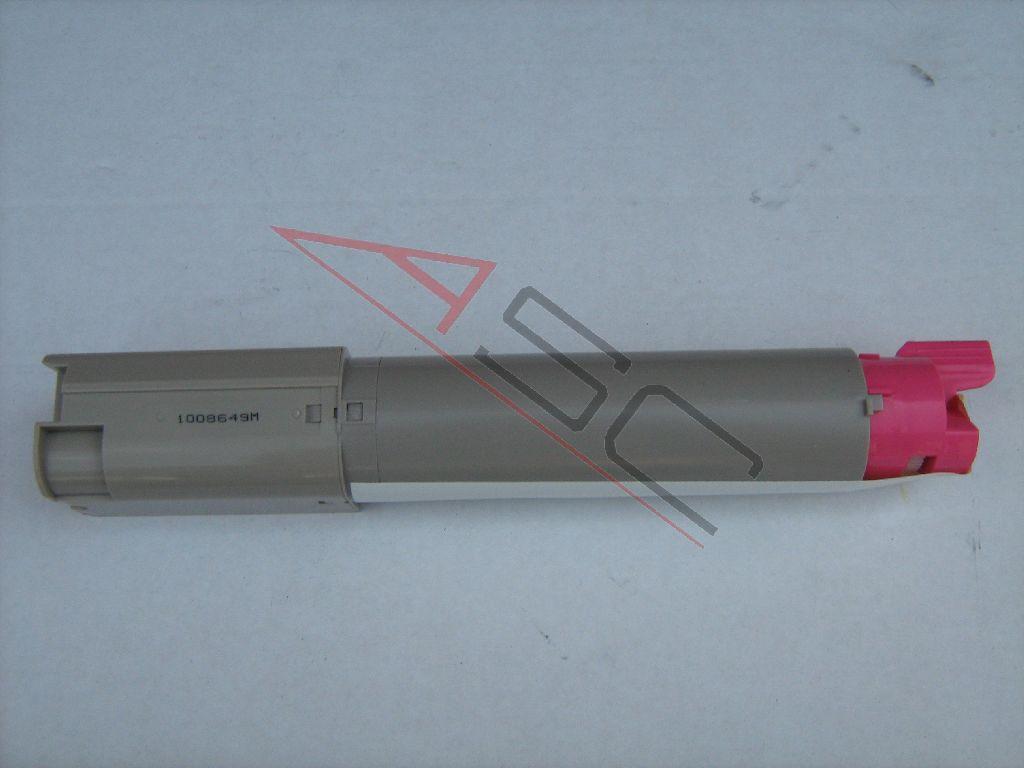 OKI Cartouche de Toner pour OKI 43459330 magenta compatible (de marque ASC)