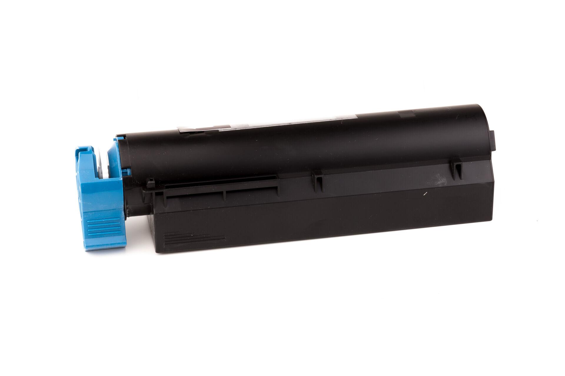 OKI Cartouche de Toner pour OKI 44992402 noir compatible (de marque ASC)
