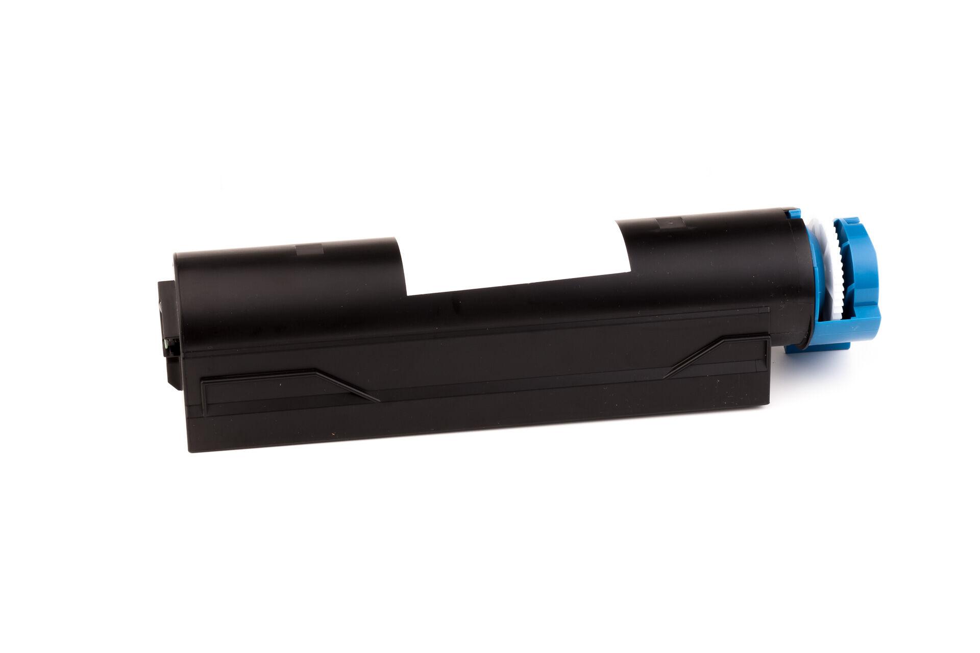 OKI Cartouche de Toner pour OKI 44574702 noir compatible (de marque ASC)