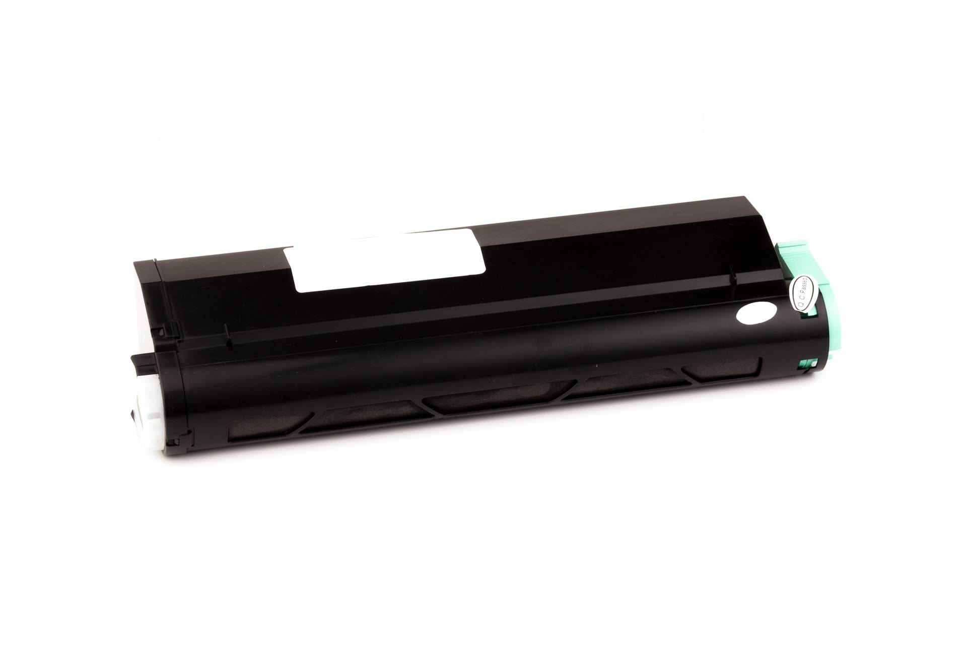 OKI Cartouche de Toner pour OKI 43979202 noir compatible (de marque ASC)