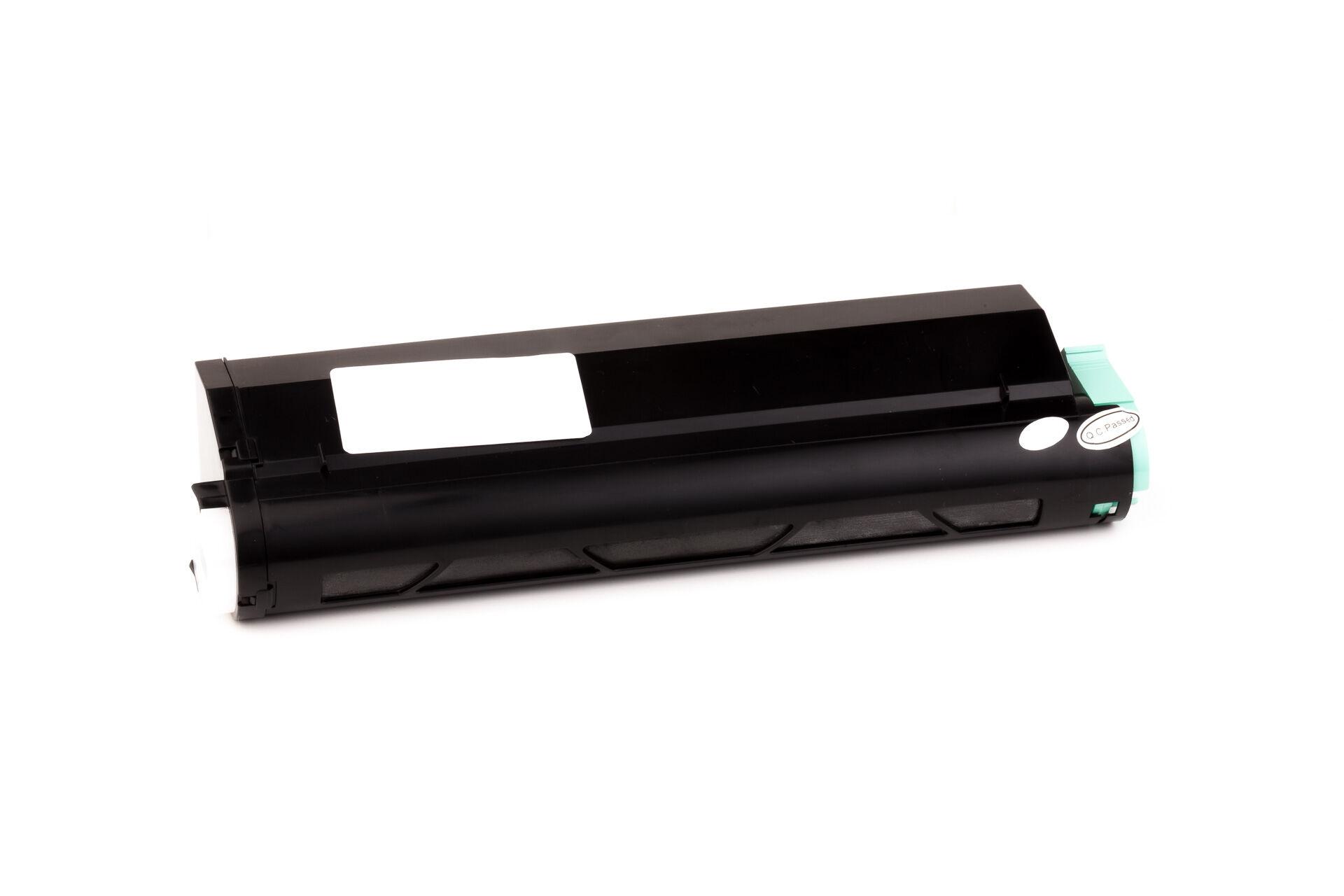 OKI Cartouche de Toner pour OKI 01101202 / TYPE9 noir compatible (de marque ASC)