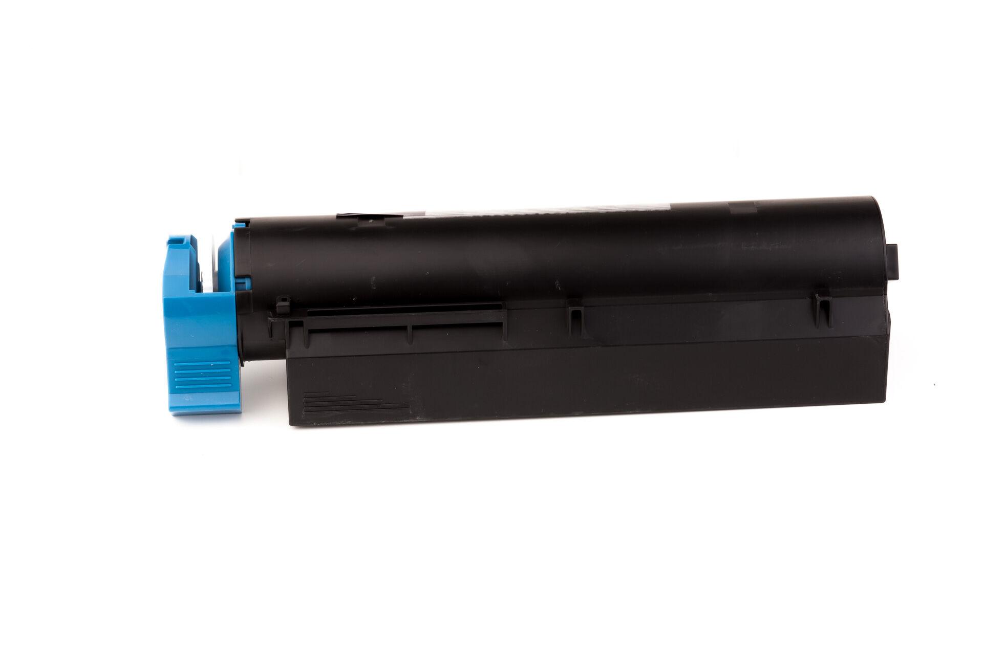 OKI Cartouche de Toner pour OKI 44574902 noir compatible (de marque ASC)