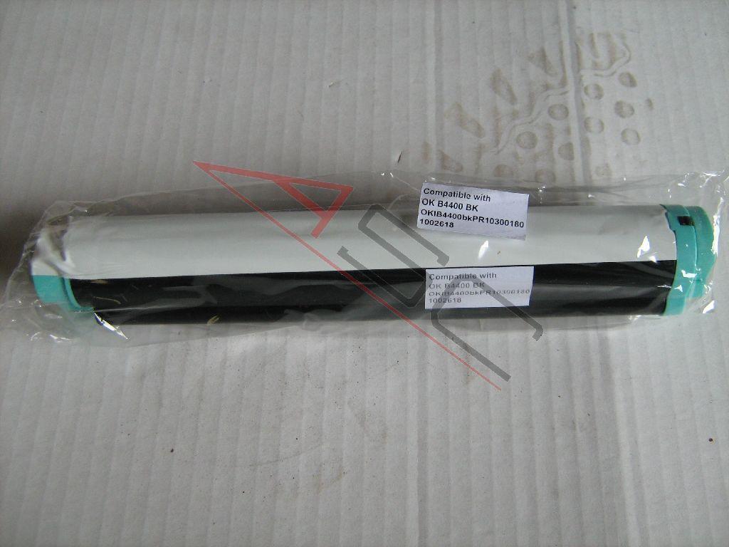 OKI Cartouche de Toner pour OKI 43502302 noir compatible (de marque ASC)