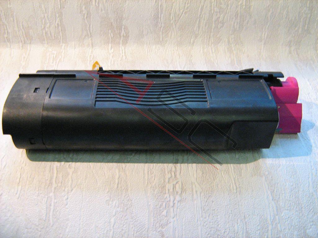 OKI Cartouche de Toner pour OKI 42127406 magenta compatible (de marque ASC)