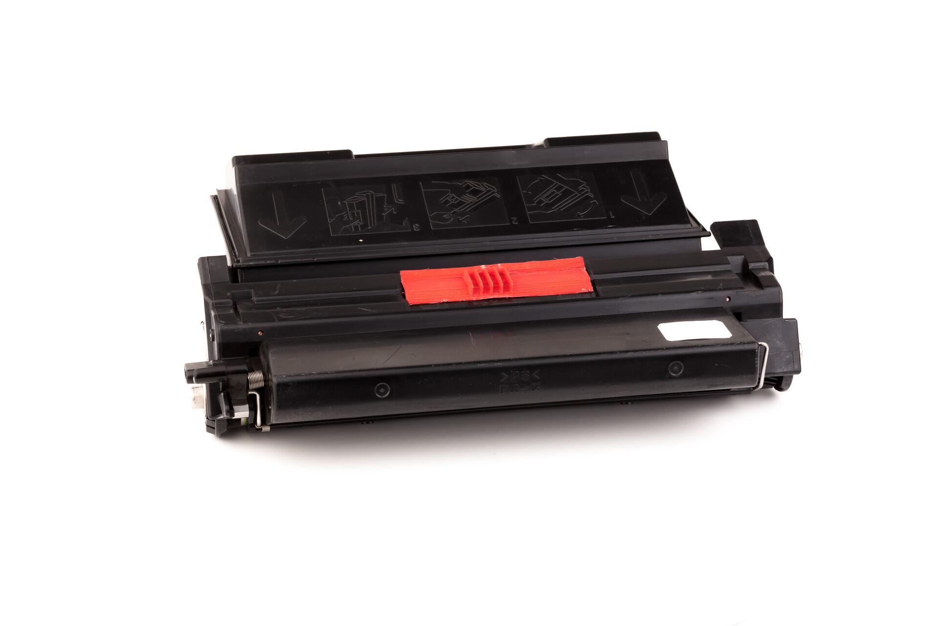 OKI Cartouche de Toner pour OKI 09004058 noir compatible (de marque ASC)