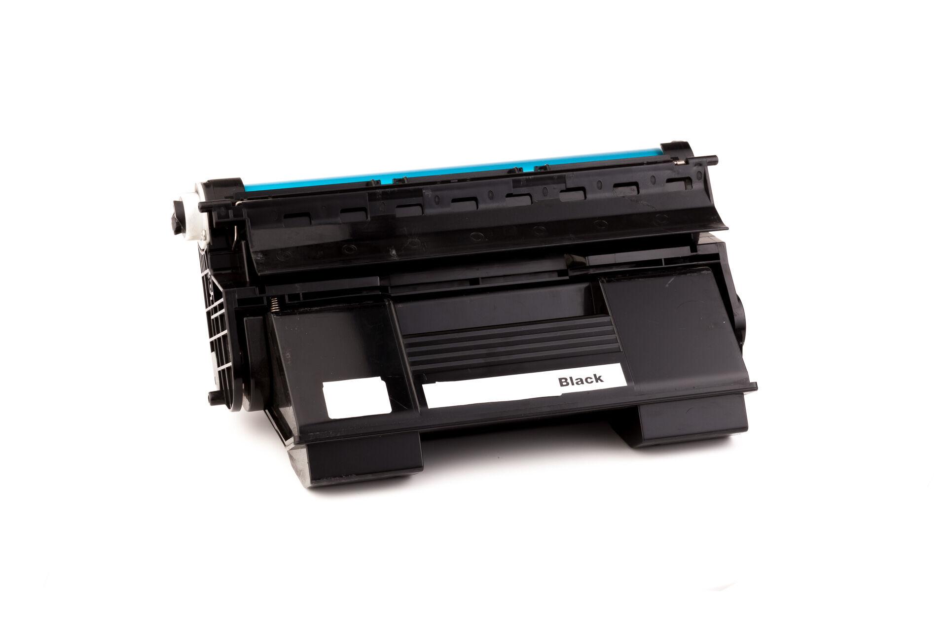 OKI Cartouche de Toner pour OKI 09004078 noir compatible (de marque ASC)