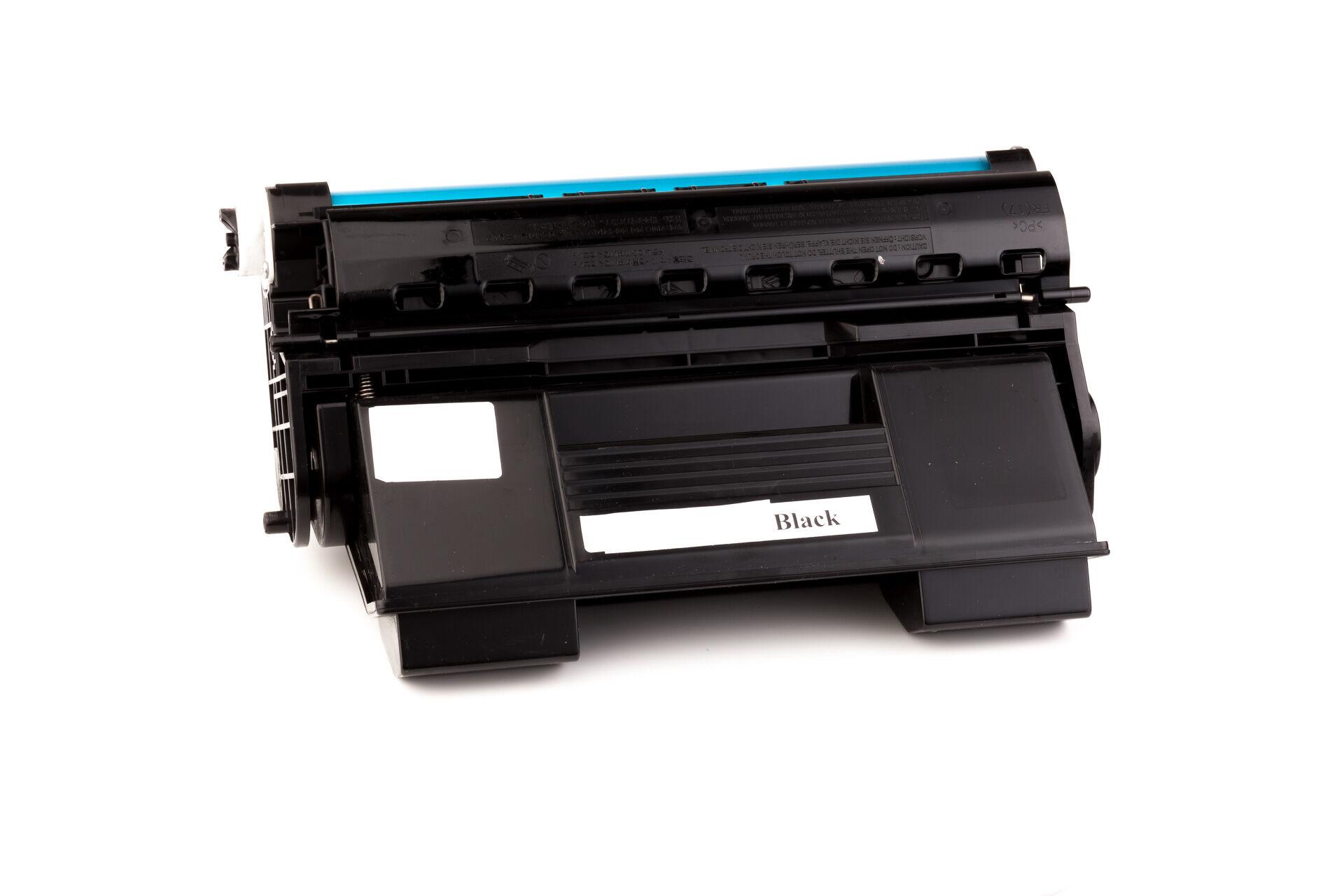 OKI Cartouche de Toner pour OKI 09004462 noir compatible (de marque ASC)