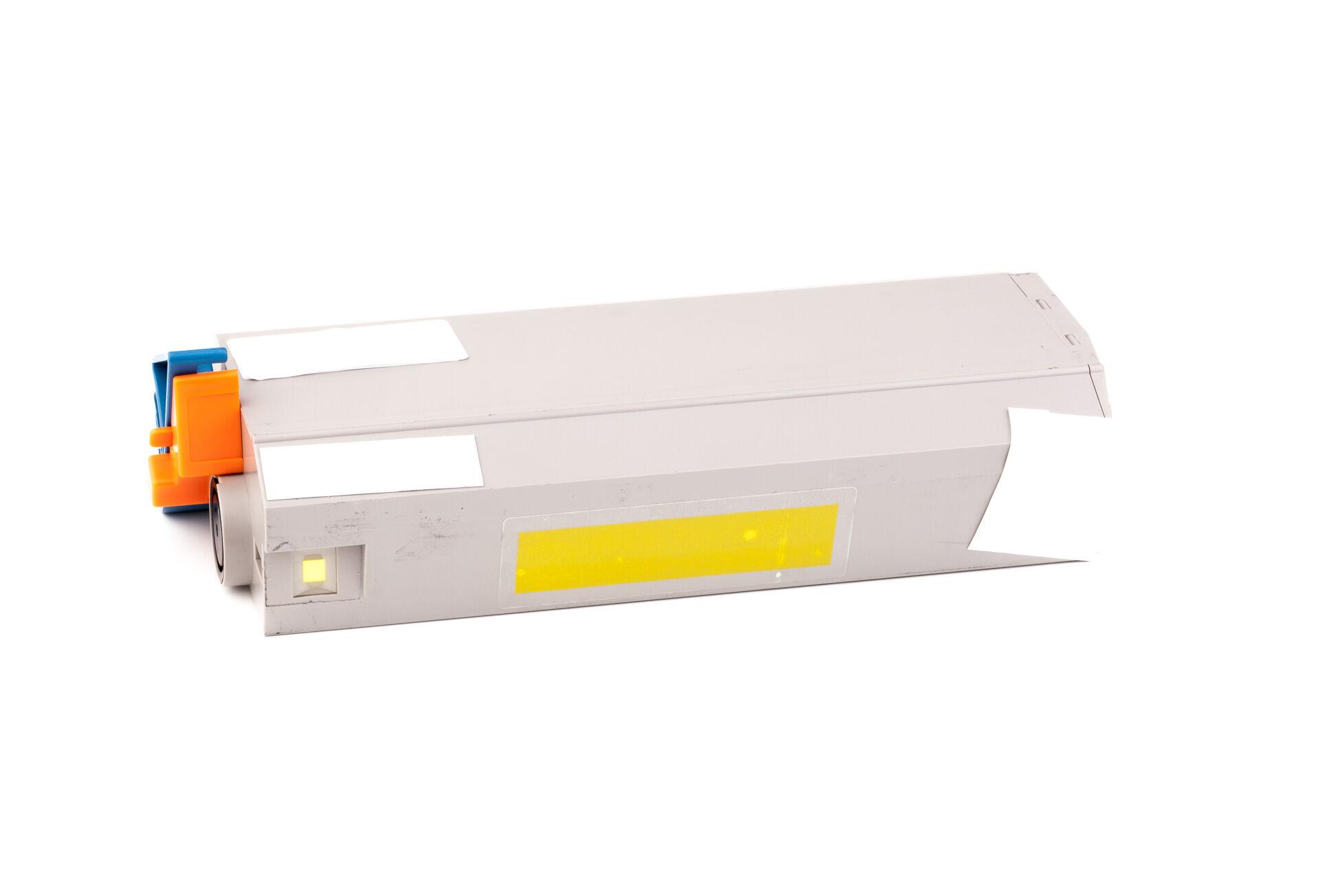 OKI Cartouche de Toner pour OKI 41963007 cyan compatible (de marque ASC)
