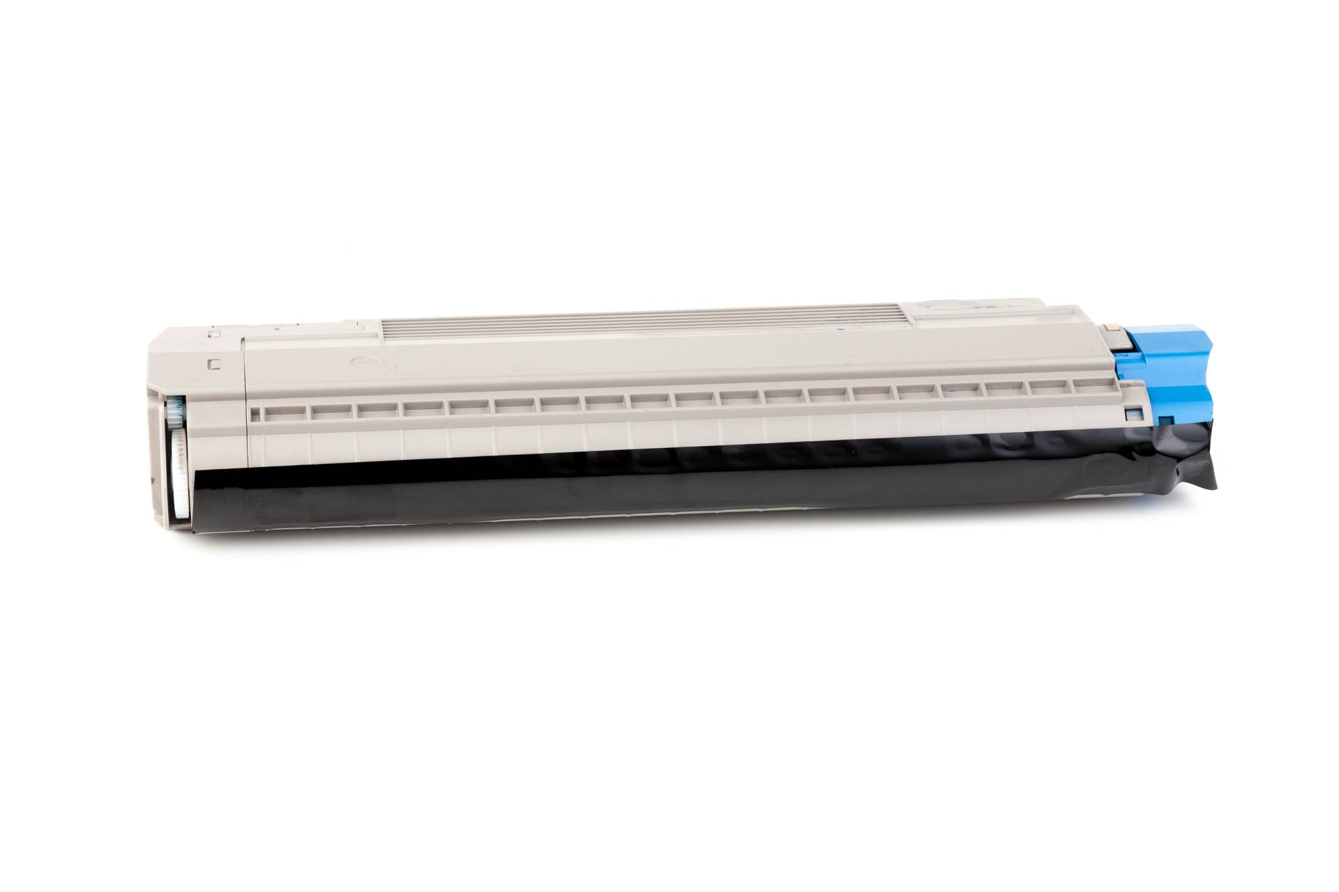 OKI Cartouche de Toner pour OKI 44643003 cyan compatible (de marque ASC)