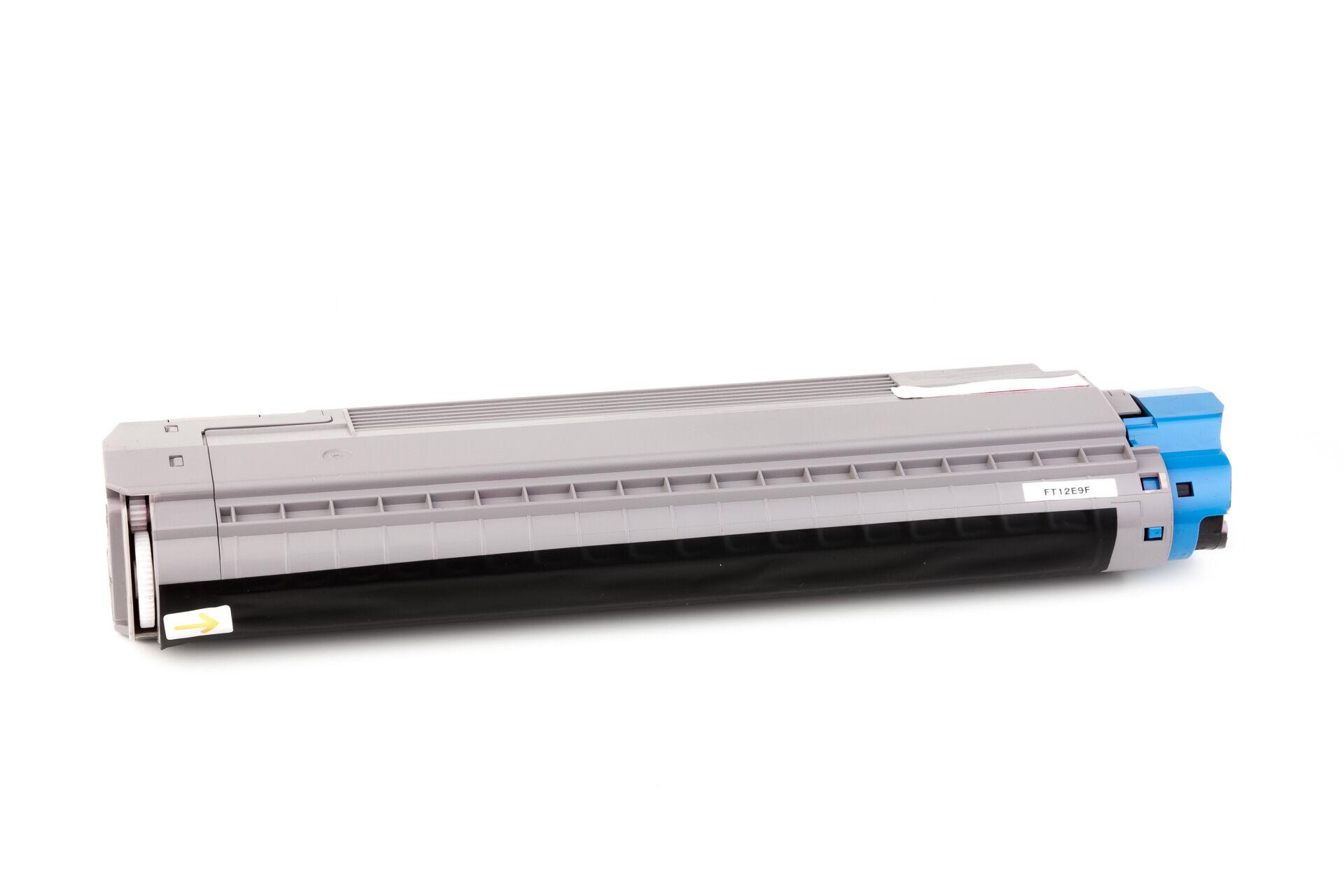 OKI Cartouche de Toner pour OKI 44059106 magenta compatible (de marque ASC)