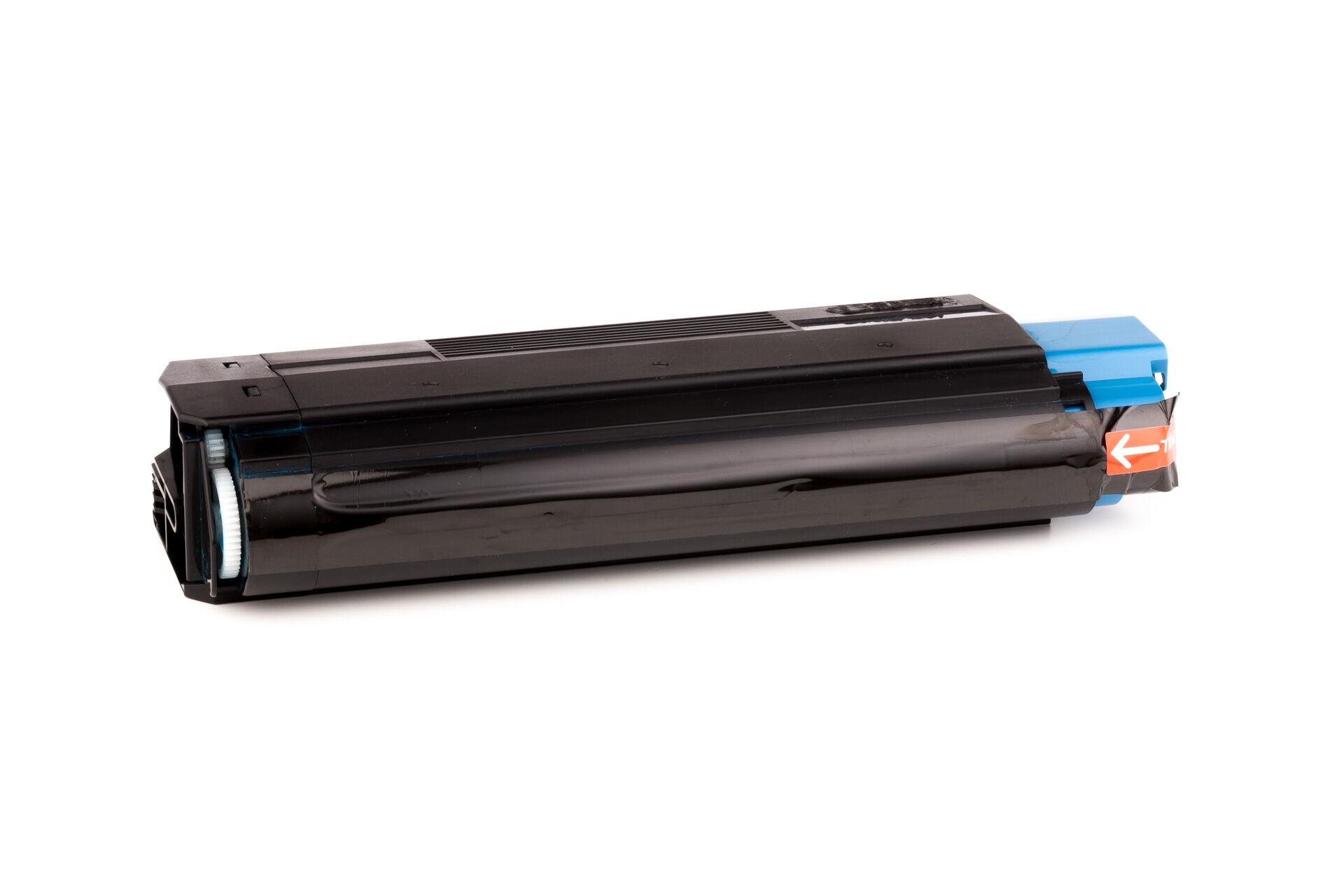 Olivetti Cartouche de Toner pour Olivetti B0456 cyan compatible (de marque ASC)