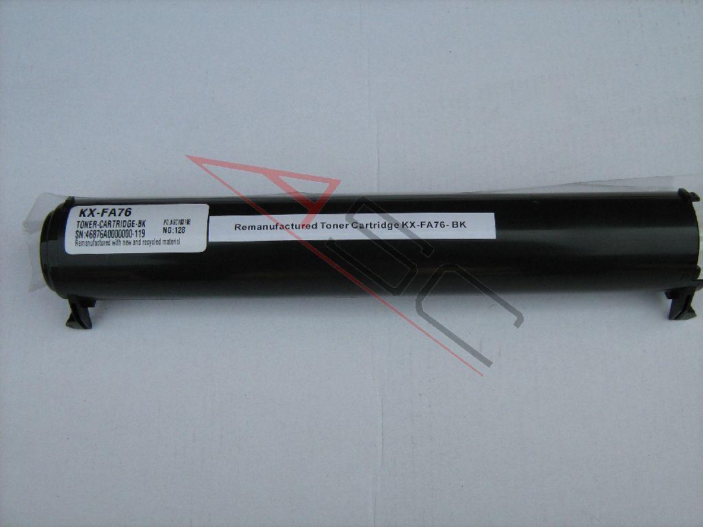 Panasonic Cartouche de Toner pour Panasonic KXFA76X noir compatible (de marque ASC)