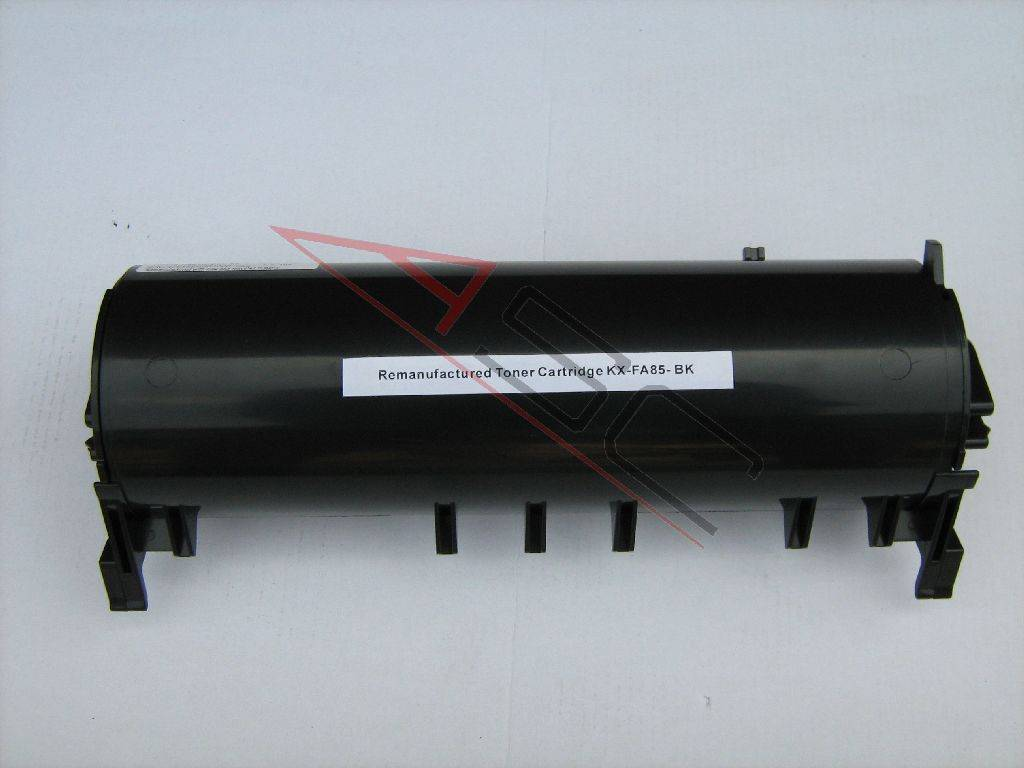 Panasonic Cartouche de Toner pour Panasonic KXFA85X noir compatible (de marque ASC)