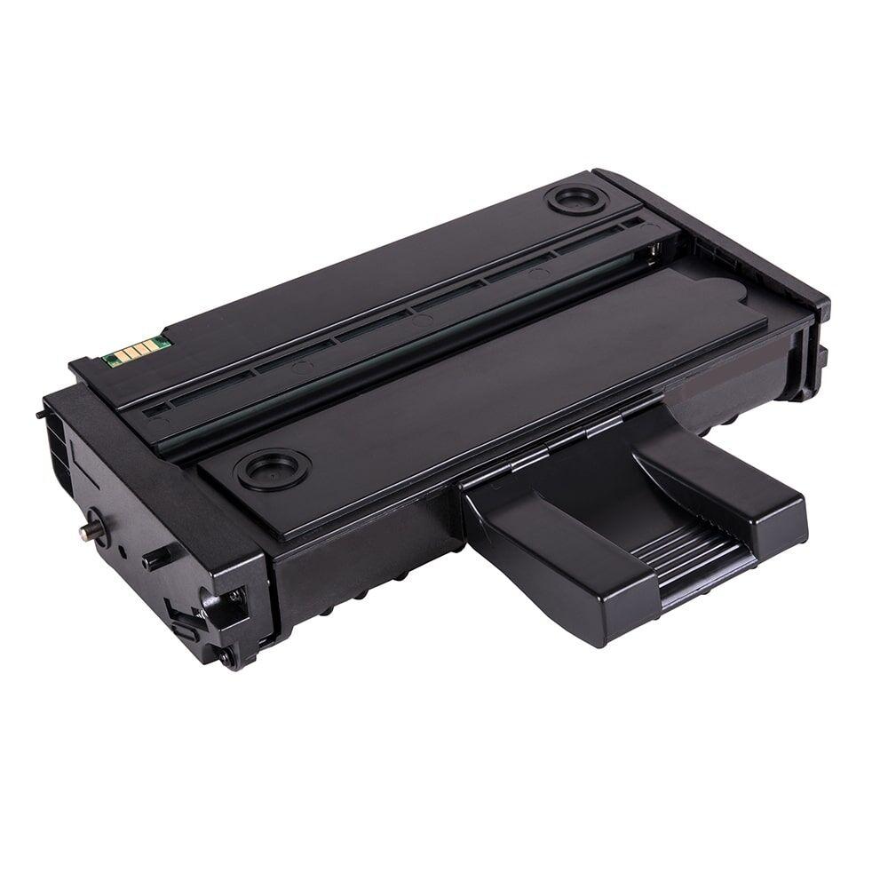 Ricoh Cartouche de Toner pour Ricoh 407255 / TYPE SP 201 LE noir compatible (de marque ASC)