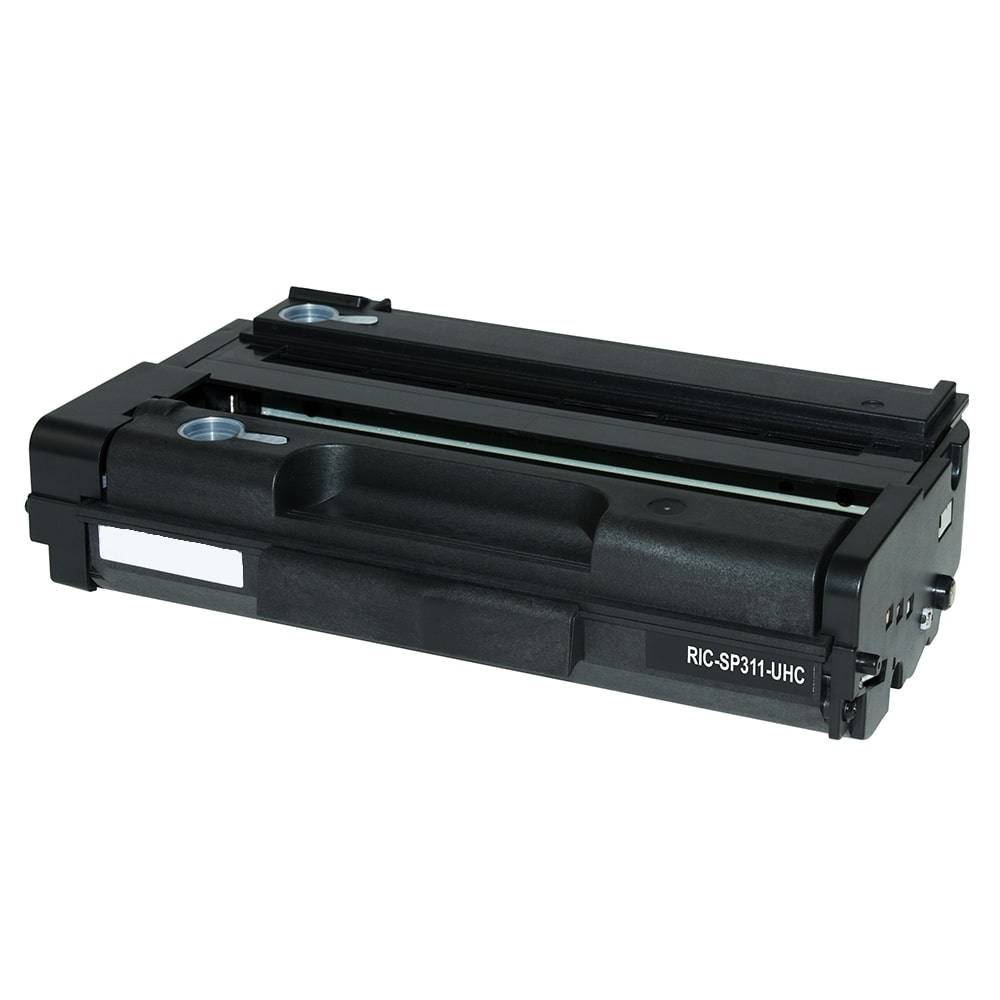 Ricoh Cartouche de Toner pour Ricoh 407246 / TYPE SP 311 HE noir compatible (de marque ASC)