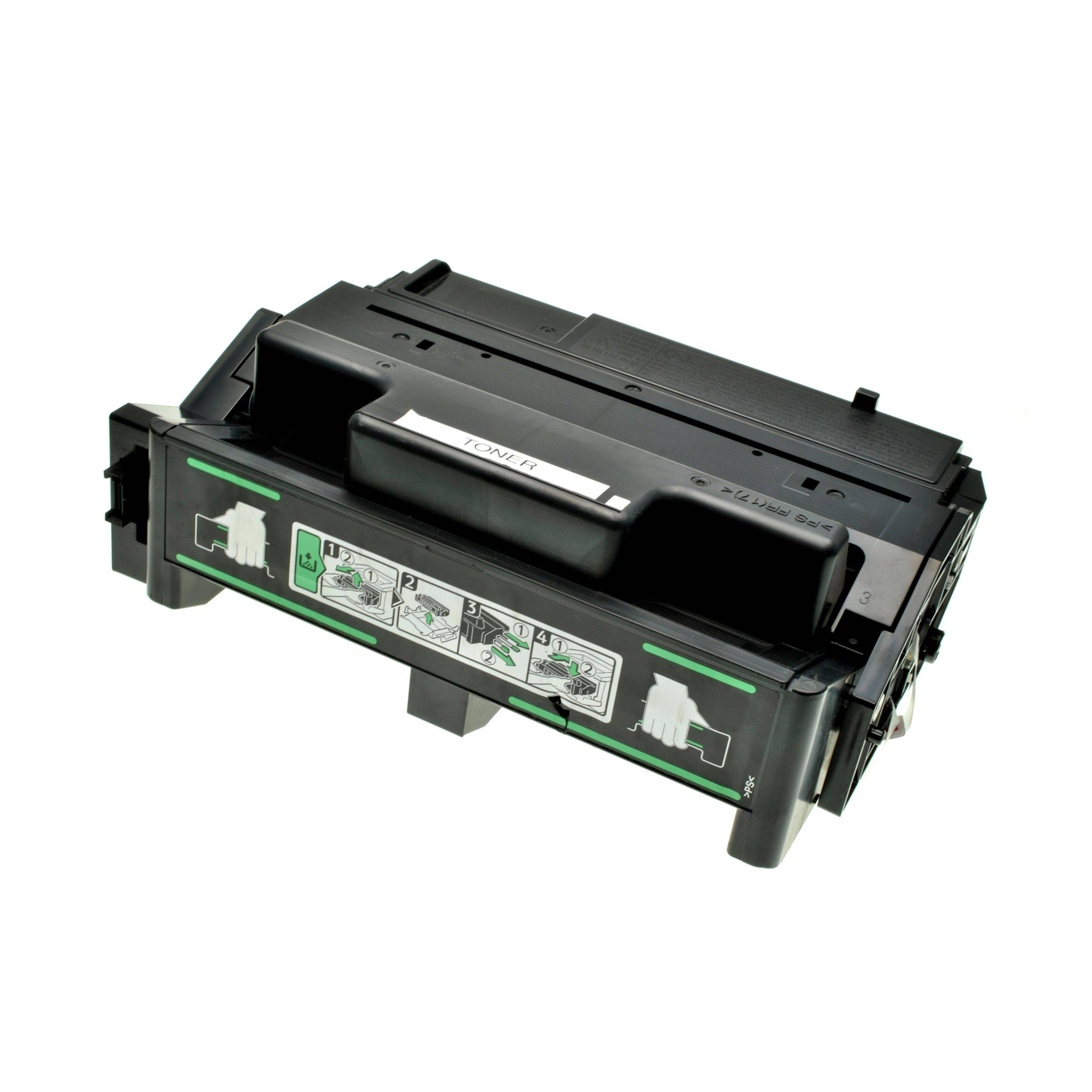 Ricoh Cartouche de Toner pour Ricoh 402810 / TYPE 220 A noir compatible (de marque ASC)