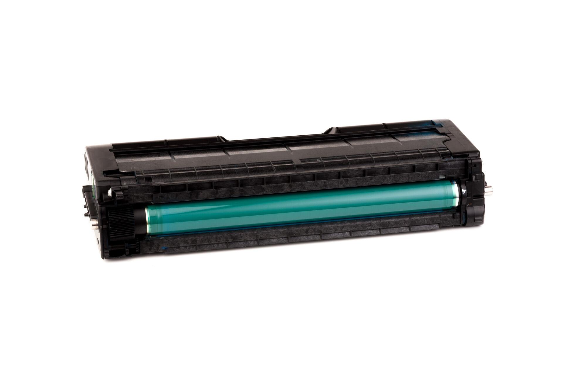 Ricoh Cartouche de Toner pour Ricoh 406097 / TYPE SPC 220 E cyan compatible (de marque ASC)