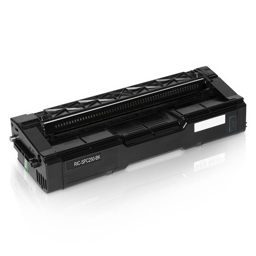 Ricoh Cartouche de Toner pour Ricoh 407543 noir compatible (de marque ASC)