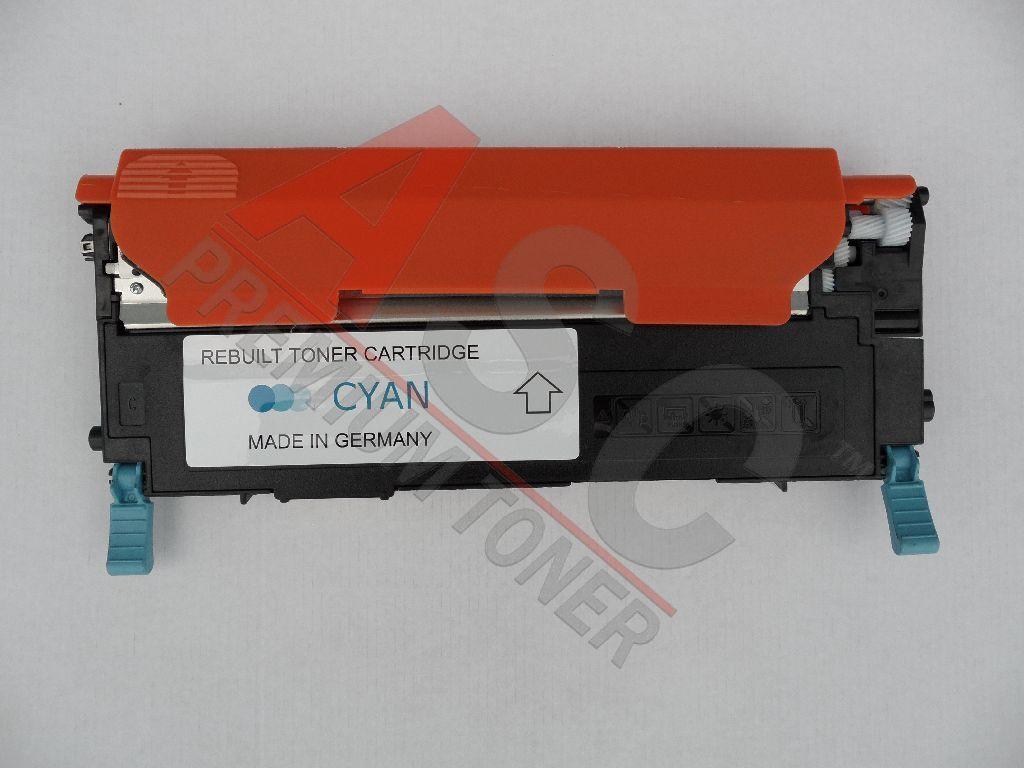Samsung Cartouche de Toner pour Samsung CLTC4092SELS / C4092S cyan compatible (de marque ASC)