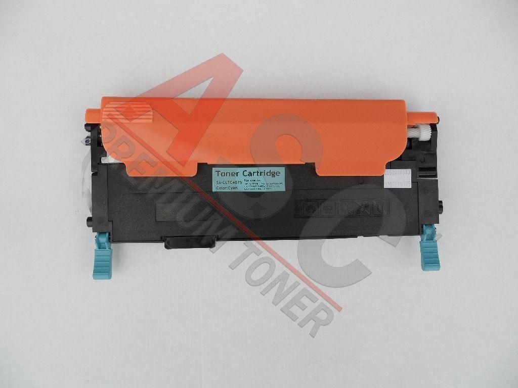Samsung Cartouche de Toner pour Samsung CLTC4072SELS / C4072S cyan compatible (de marque ASC)