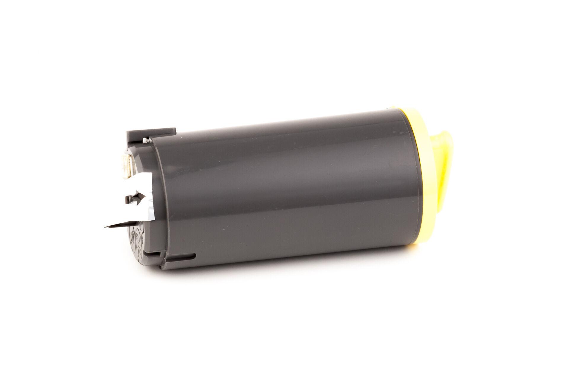 Samsung Cartouche de Toner pour Samsung CLPY350AELS jaune compatible (de marque ASC)