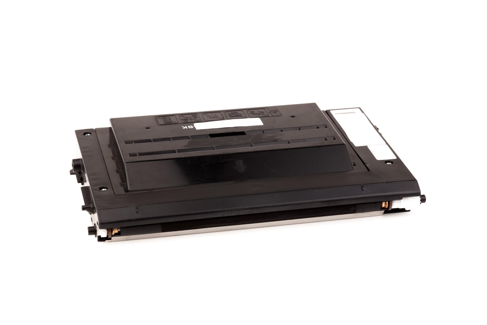 Samsung Cartouche de Toner pour Samsung CLP510D7KELS noir compatible (de marque ASC)