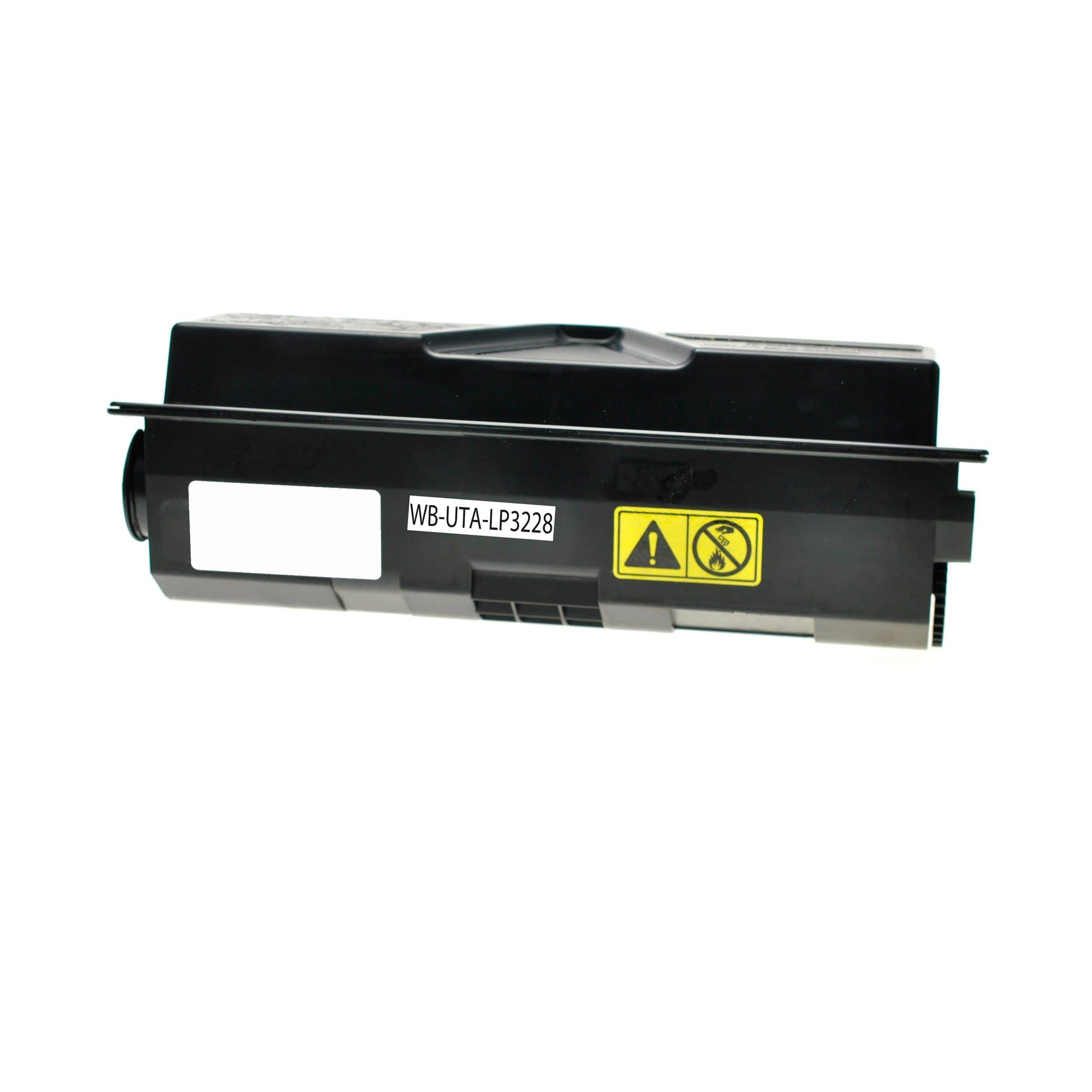 Utax Cartouche de Toner pour Utax 4422810010 noir compatible (de marque ASC)