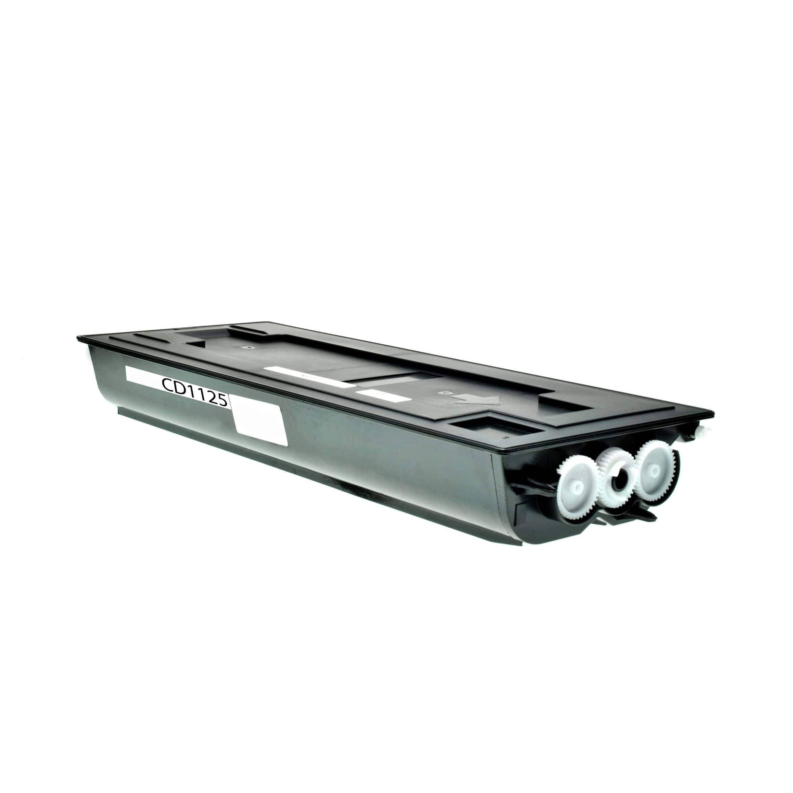 Utax Cartouche de Toner pour Utax 612510110 noir compatible (de marque ASC)