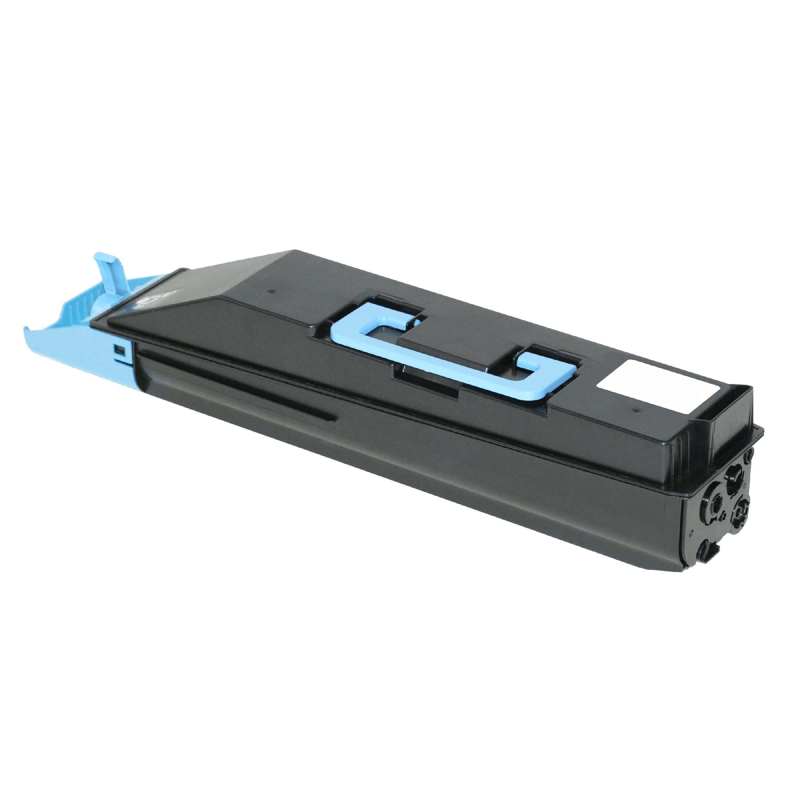Utax Cartouche de Toner pour Utax 652510011 cyan compatible (de marque ASC)