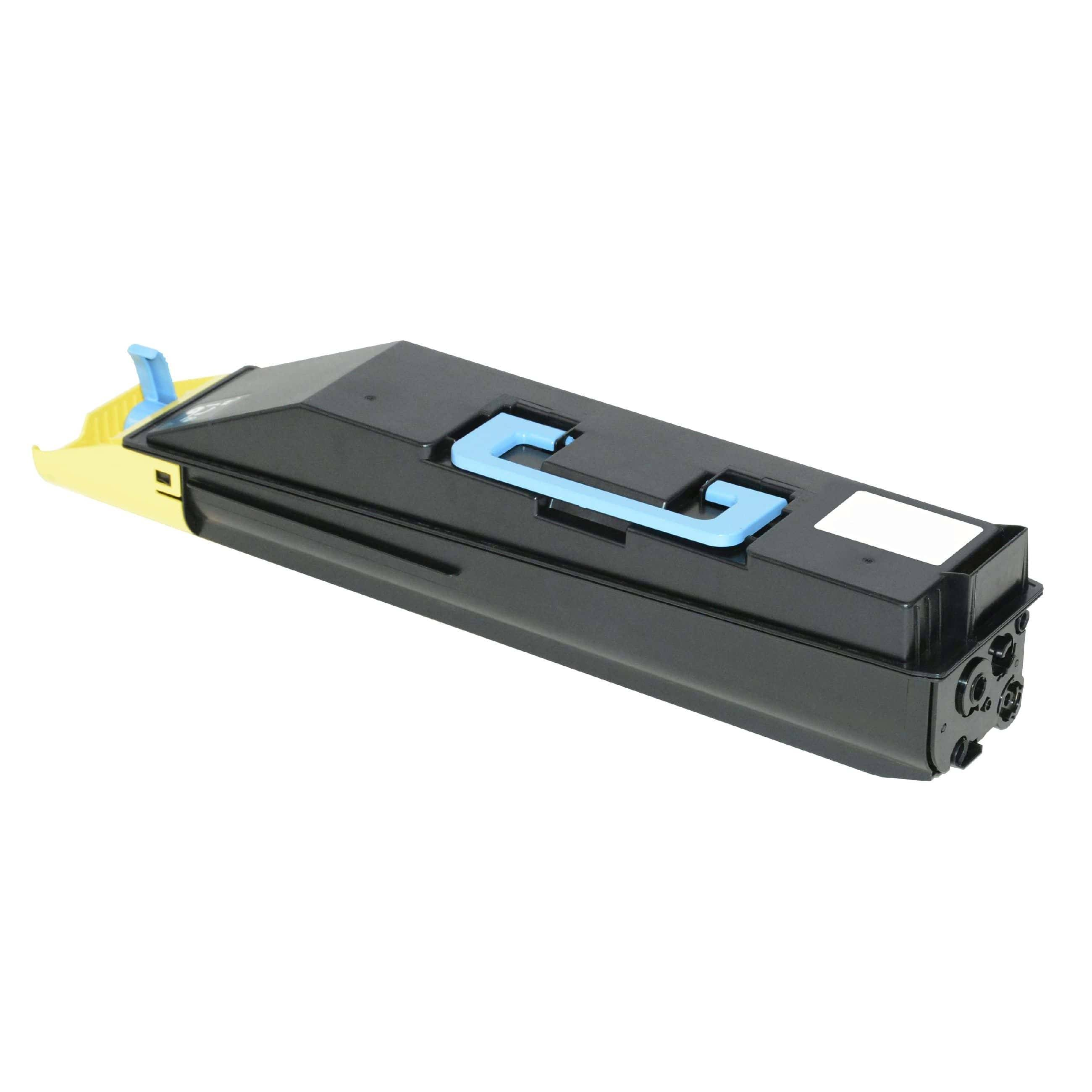 Utax Cartouche de Toner pour Utax 652510016 jaune compatible (de marque ASC)