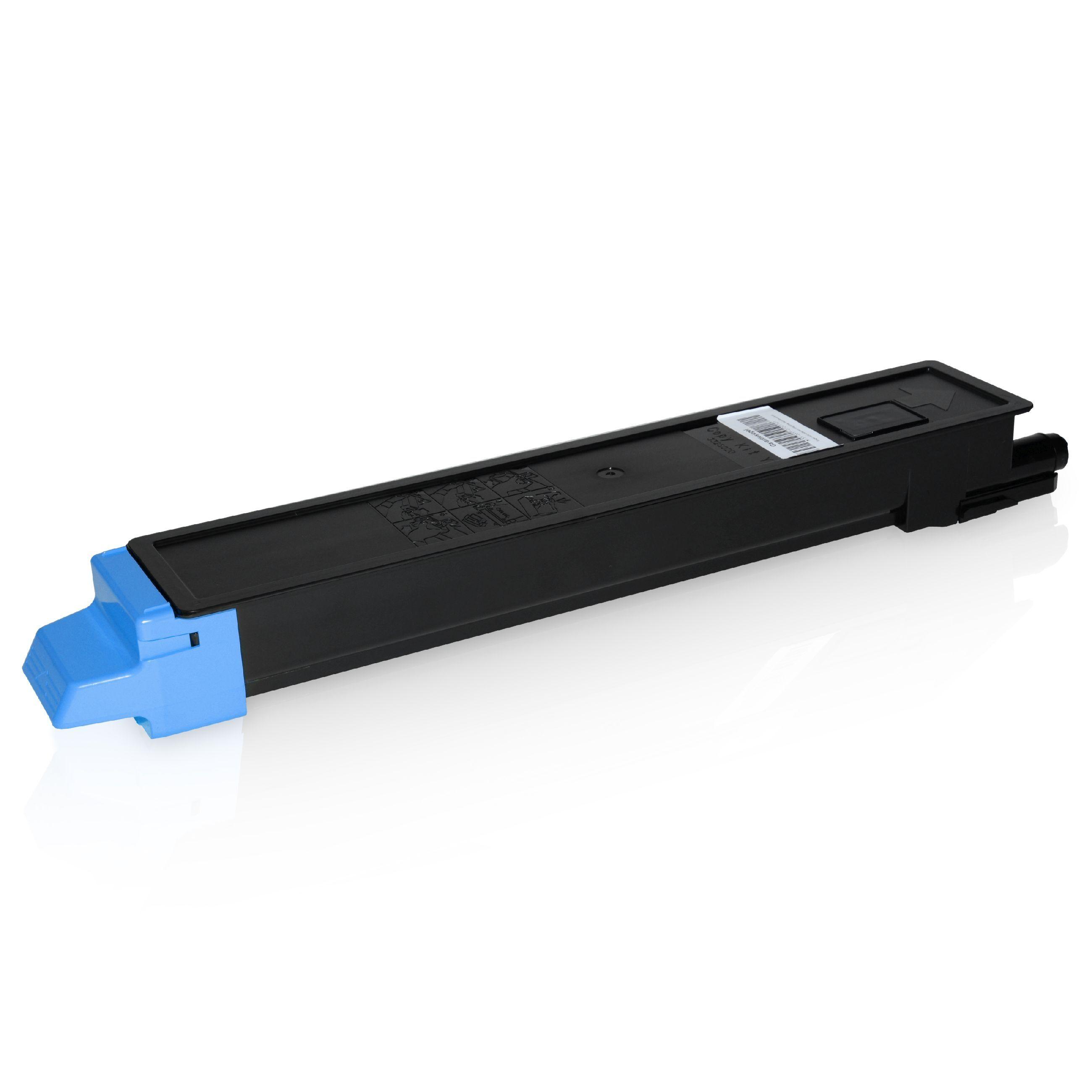 Utax Cartouche de Toner pour Utax 652511011 cyan compatible (de marque ASC)