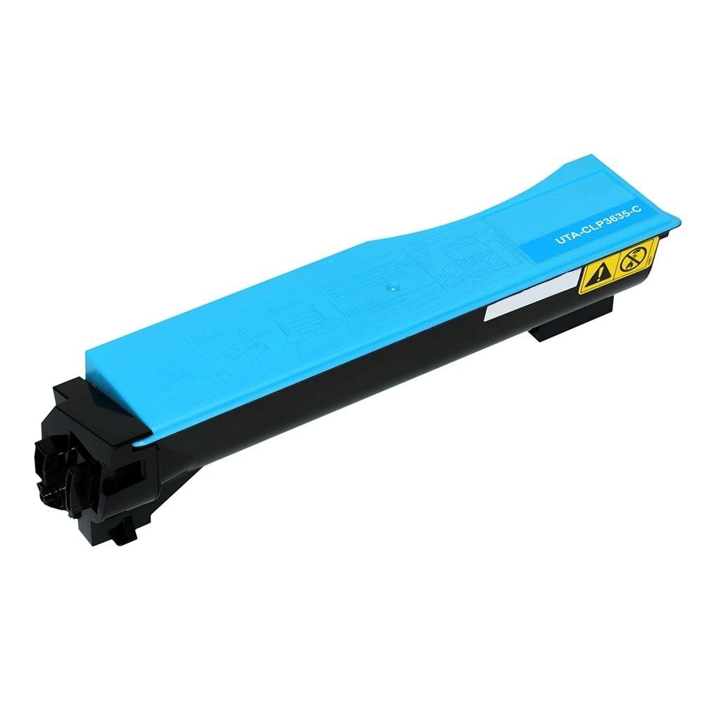 Utax Cartouche de Toner pour Utax 4463510011 cyan compatible (de marque ASC)