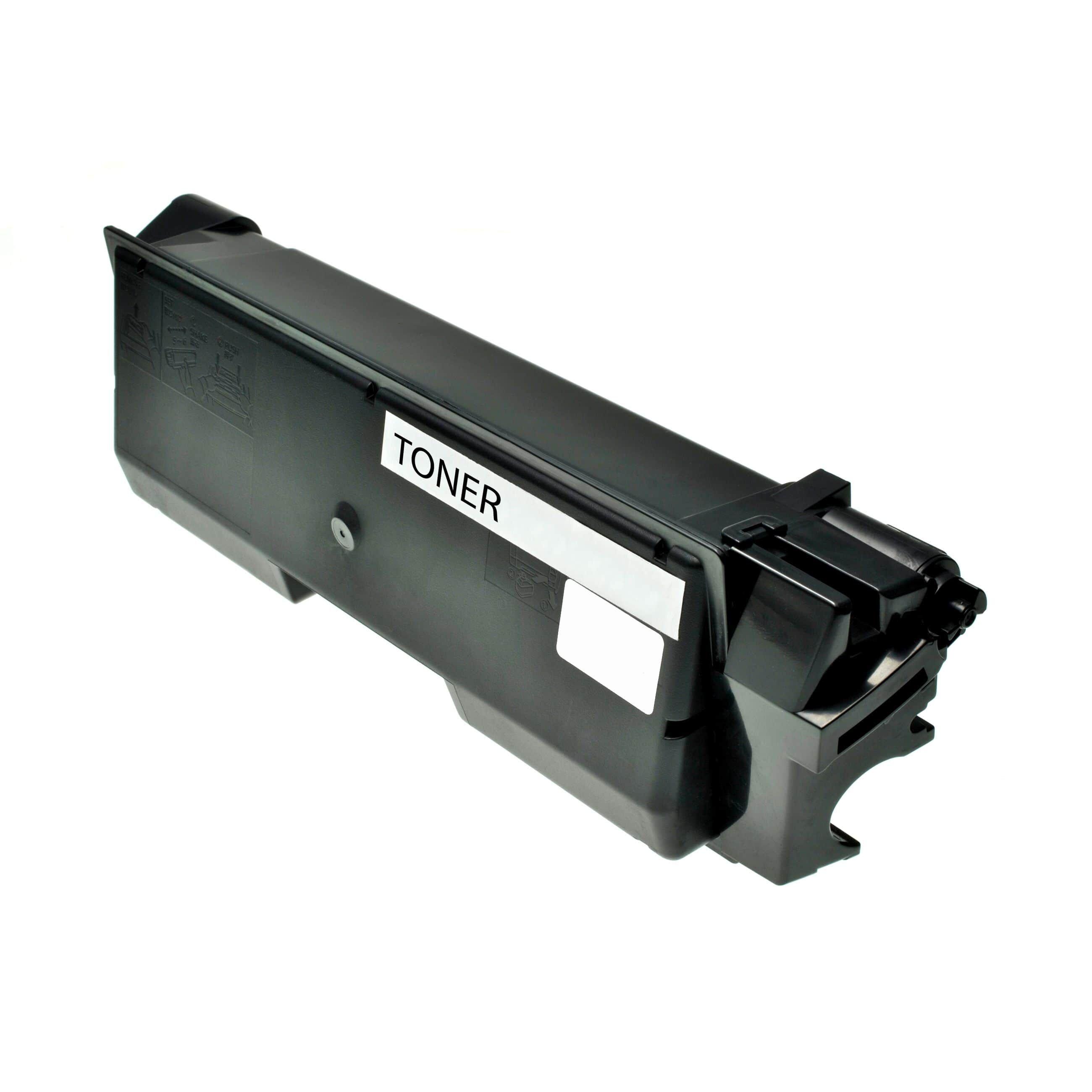 Utax Cartouche de Toner pour Utax 4472110010 noir compatible (de marque ASC)