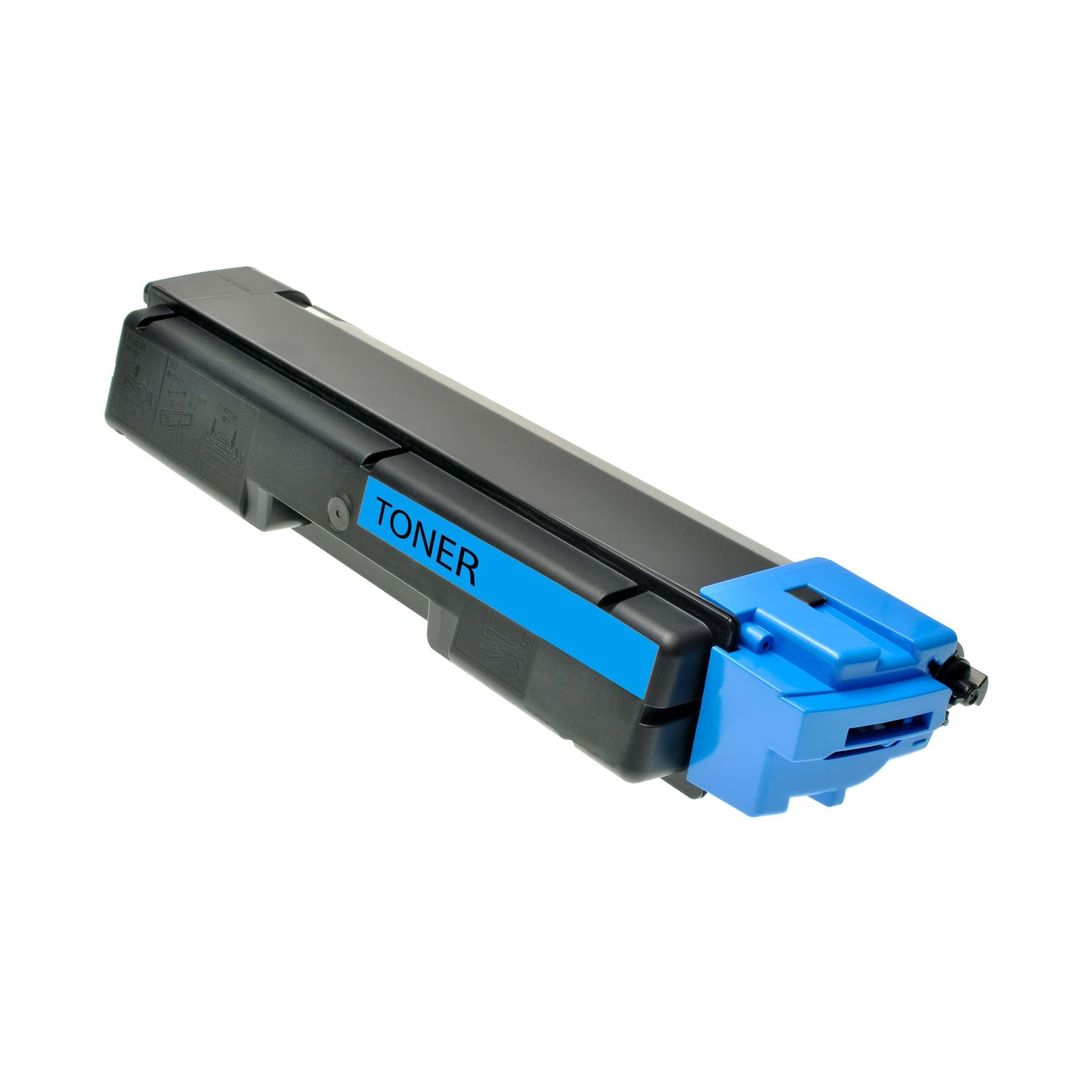Utax Cartouche de Toner pour Utax 4472110011 cyan compatible (de marque ASC)