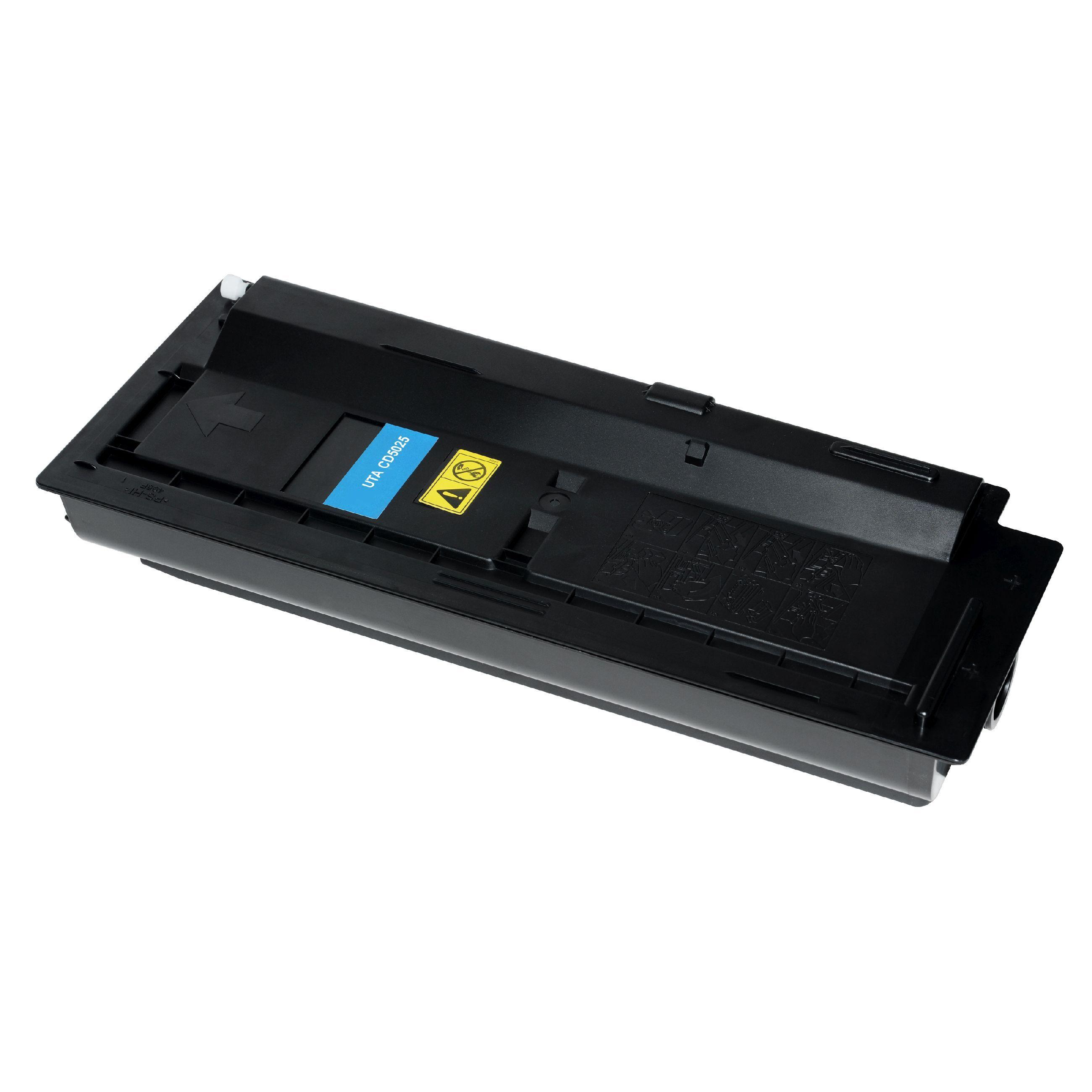 UTAX Cartouche de Toner pour UTAX 613011010 noir compatible (de marque ASC)